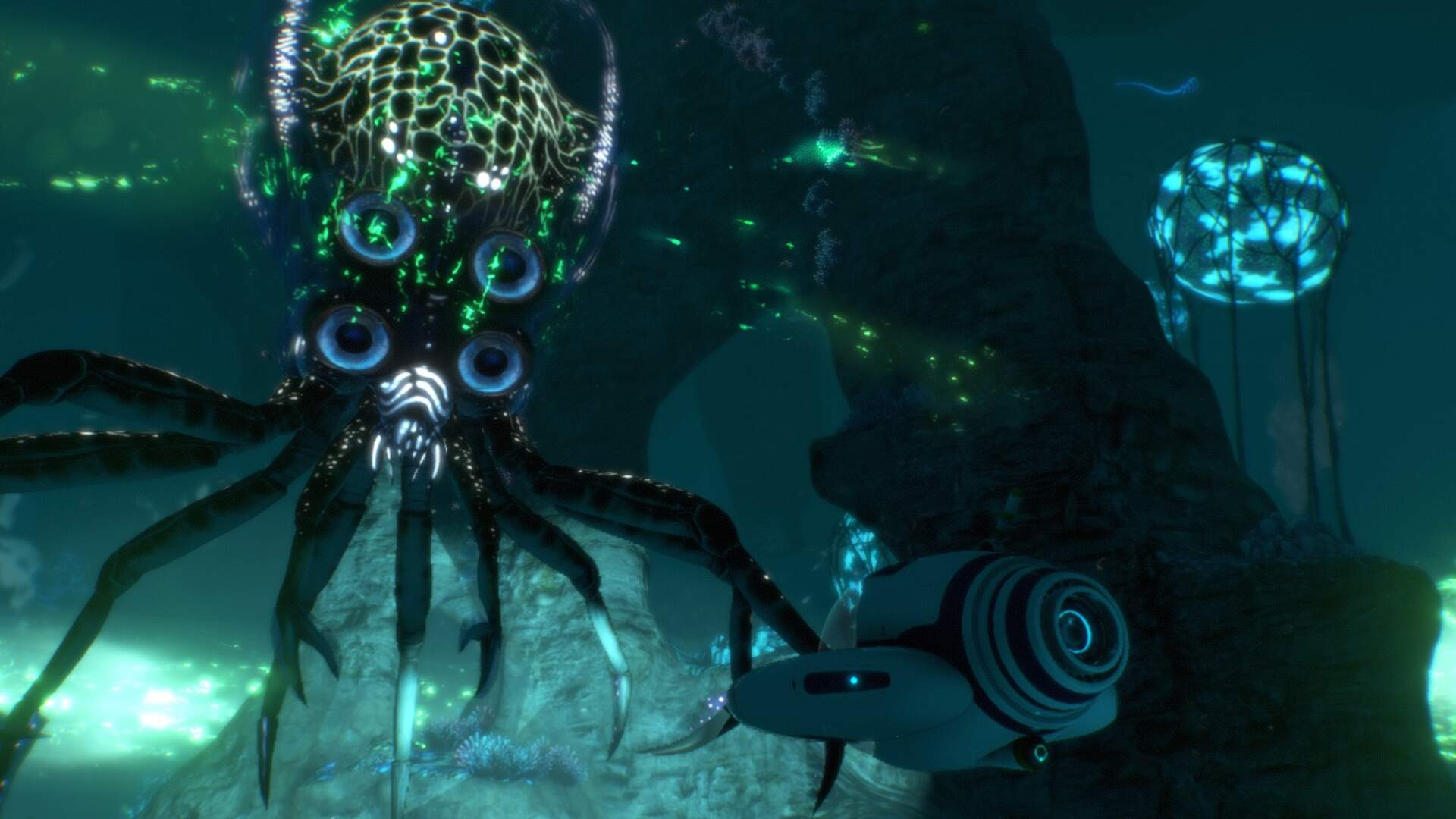 How to Get the Seamoth Submarine in Subnautica
