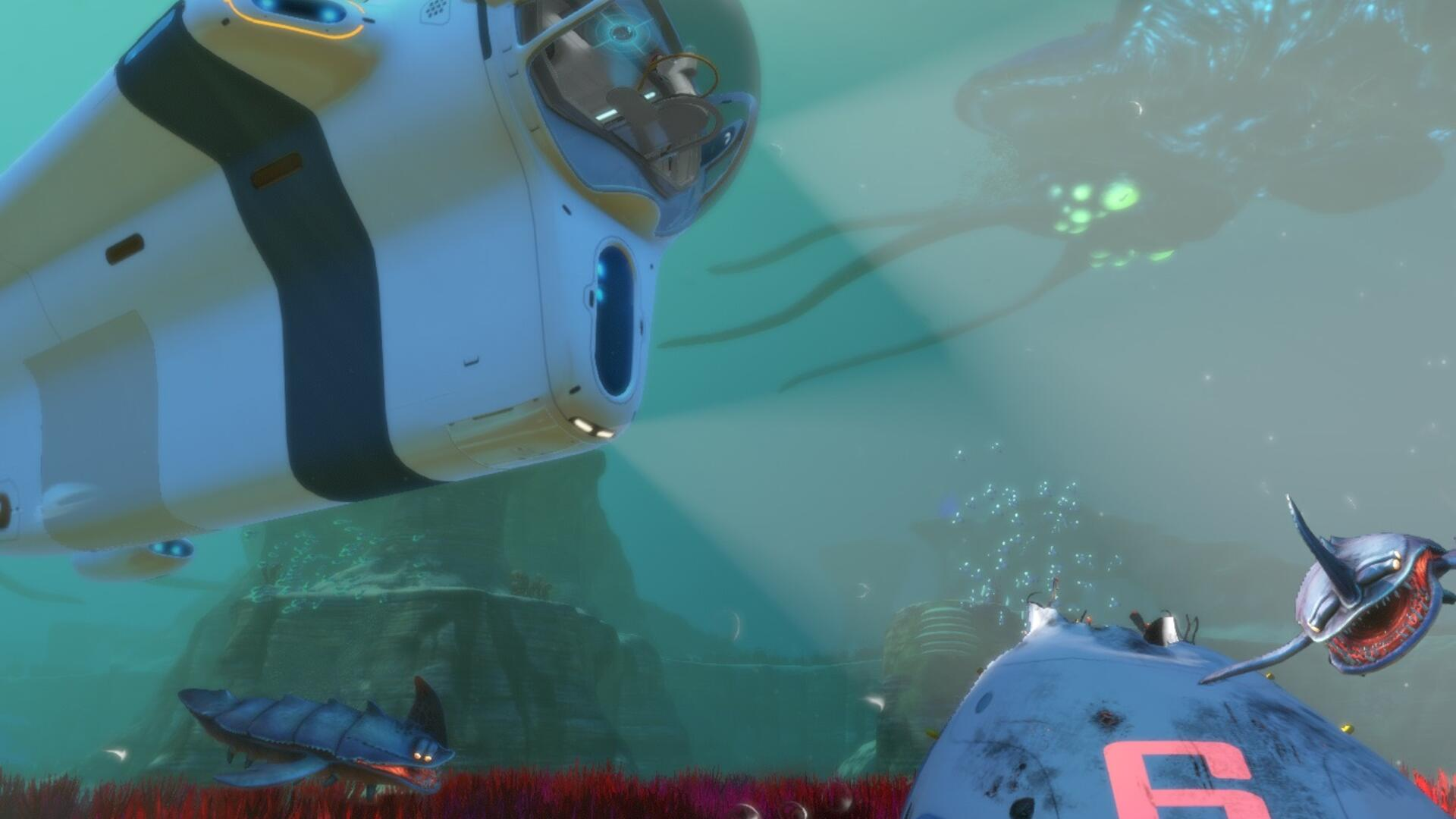 Where to Find Cave Sulfur in Subnautica
