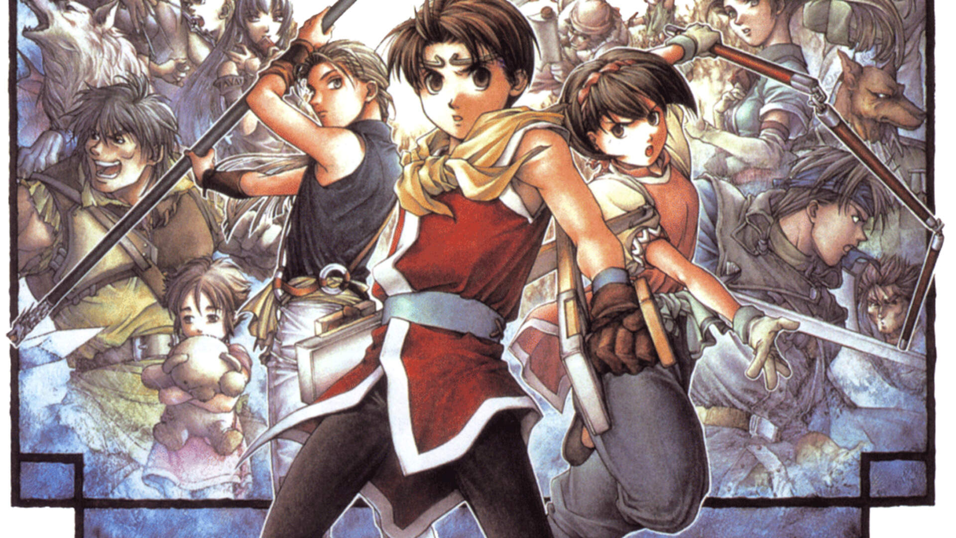 Suikoden 2 is the Best PlayStation 1 RPG Ever