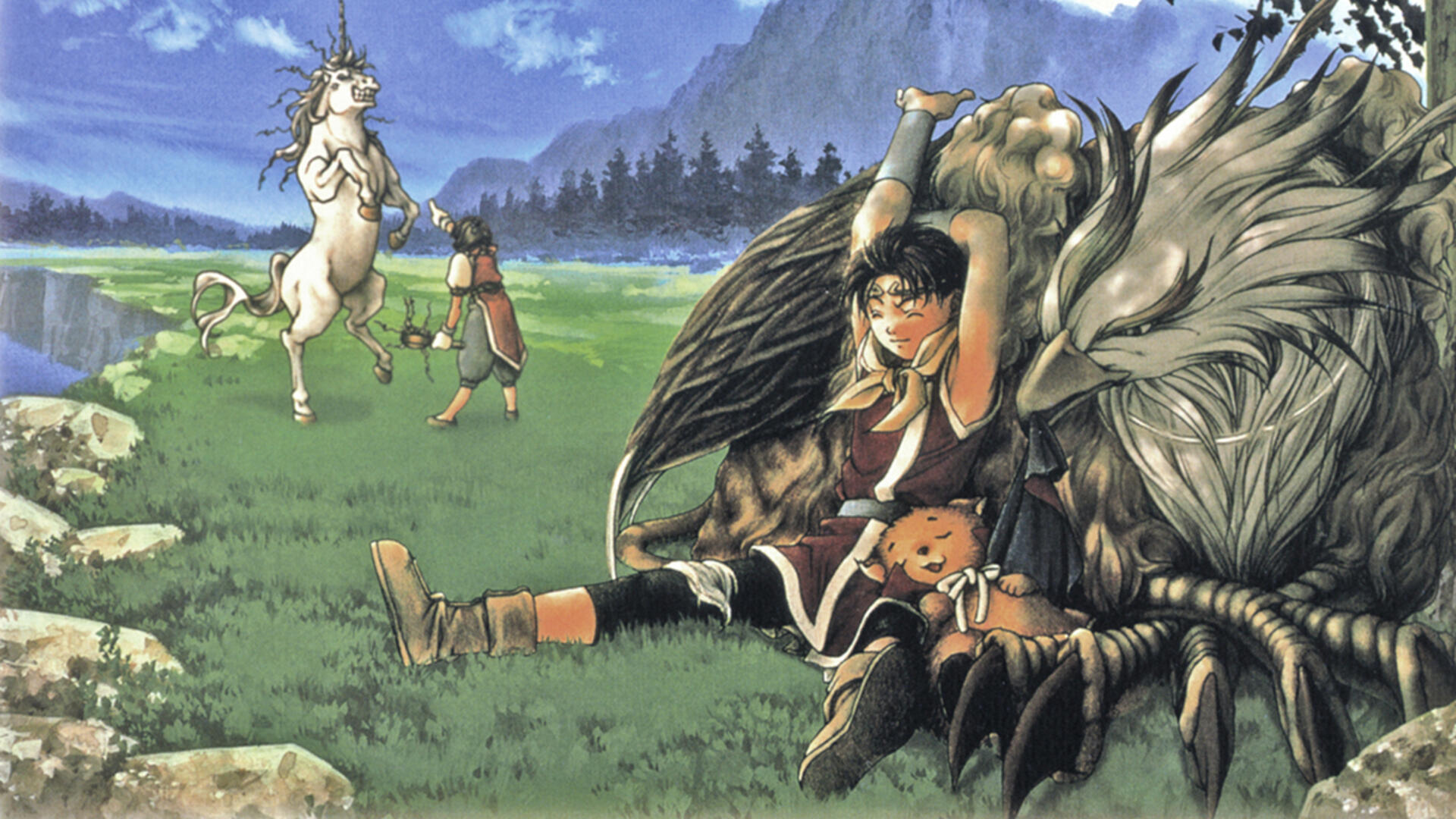 The Top 25 RPGs of All Time #5: Suikoden 2