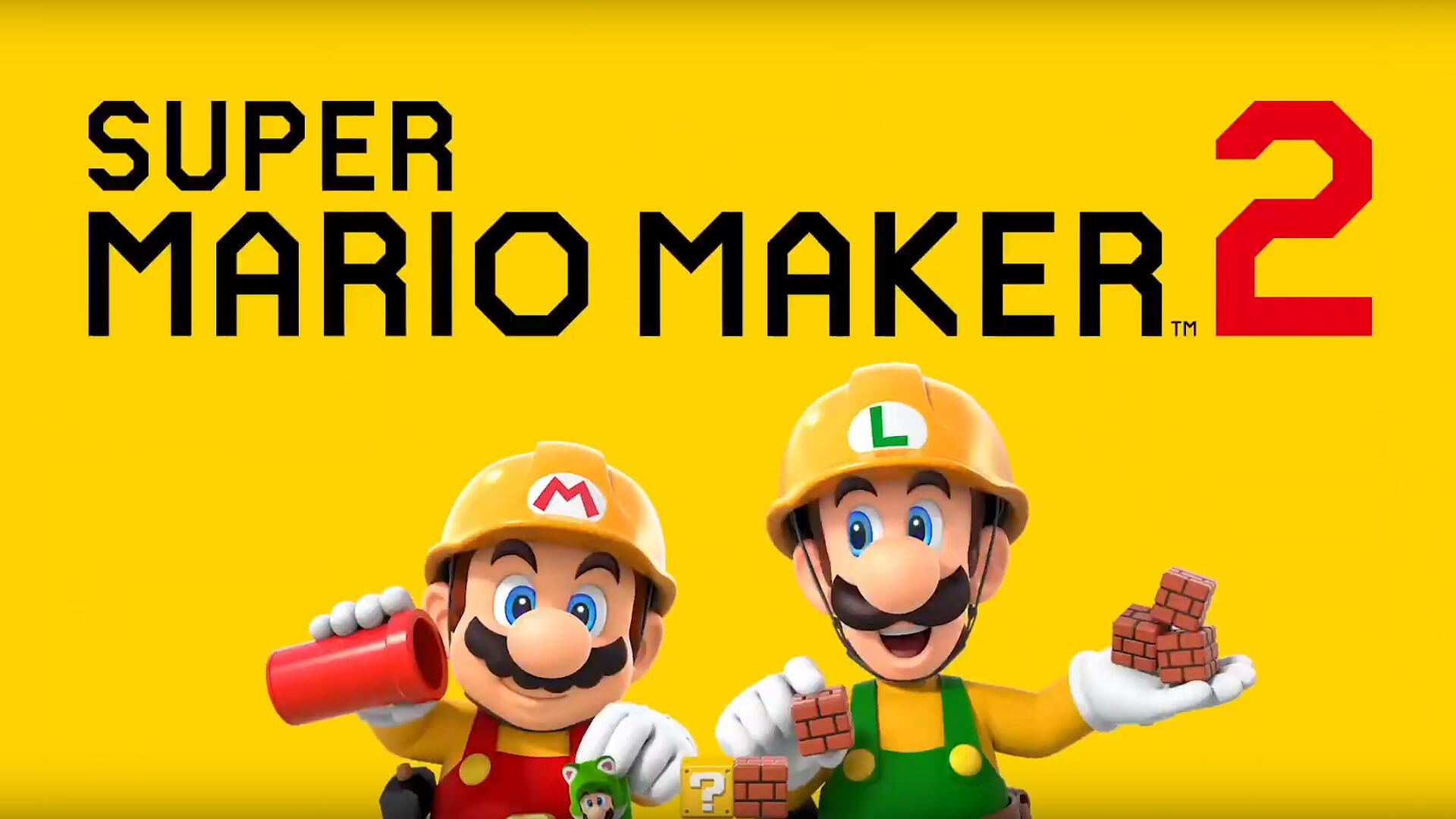 Super Mario Maker 2 Announced for Switch This Summer With a New Theme