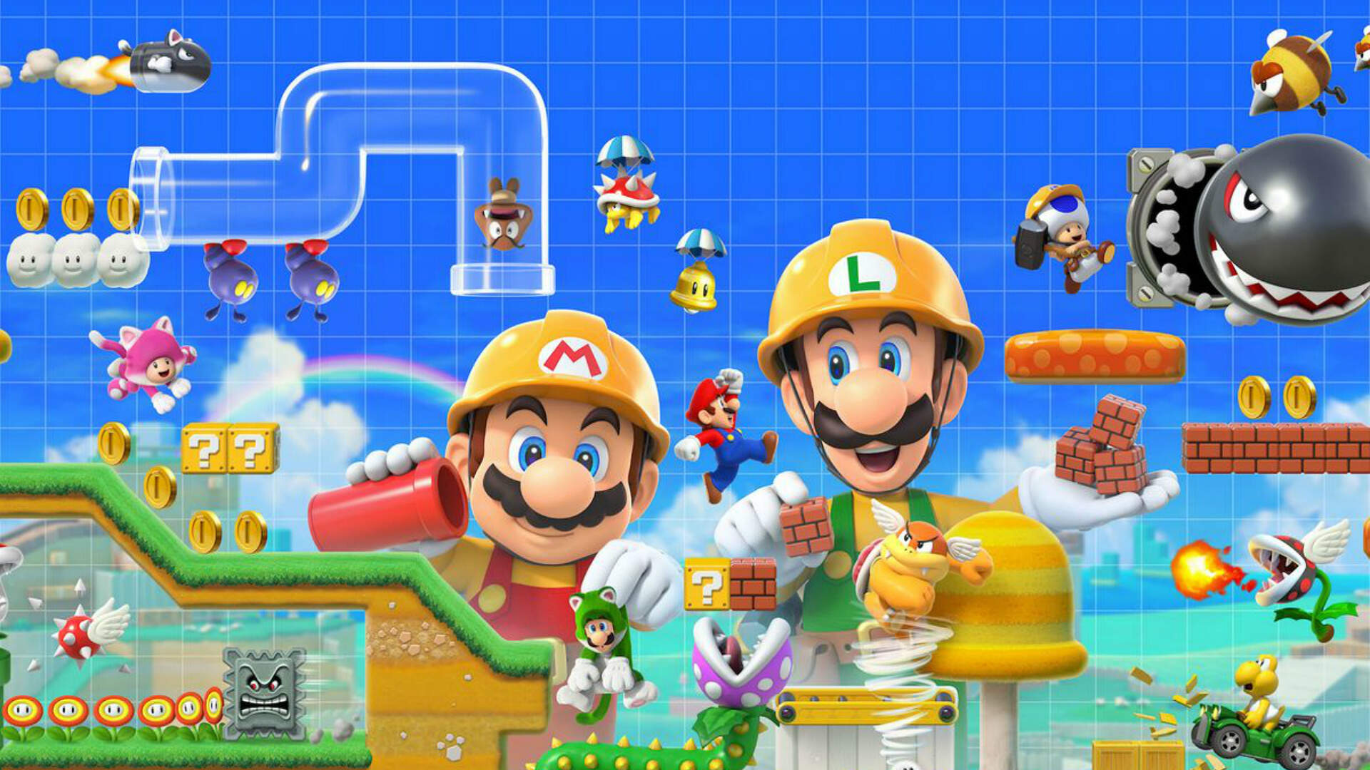3Ds Future Releases mario maker 2 3ds: will mario maker 2 release on 3ds? | usgamer