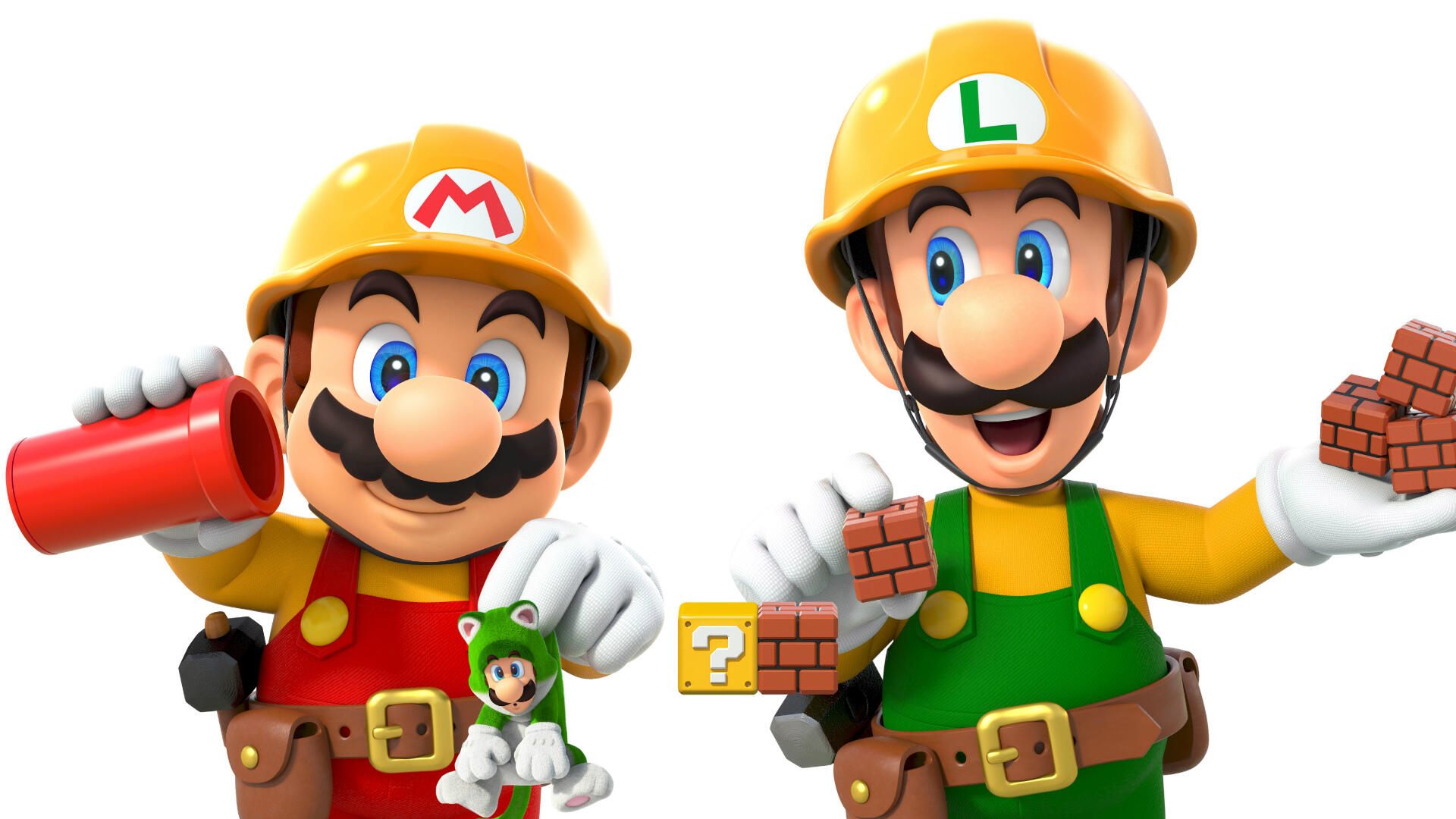 What Non-Mario Level Maker Game Would You Like to See Happen?
