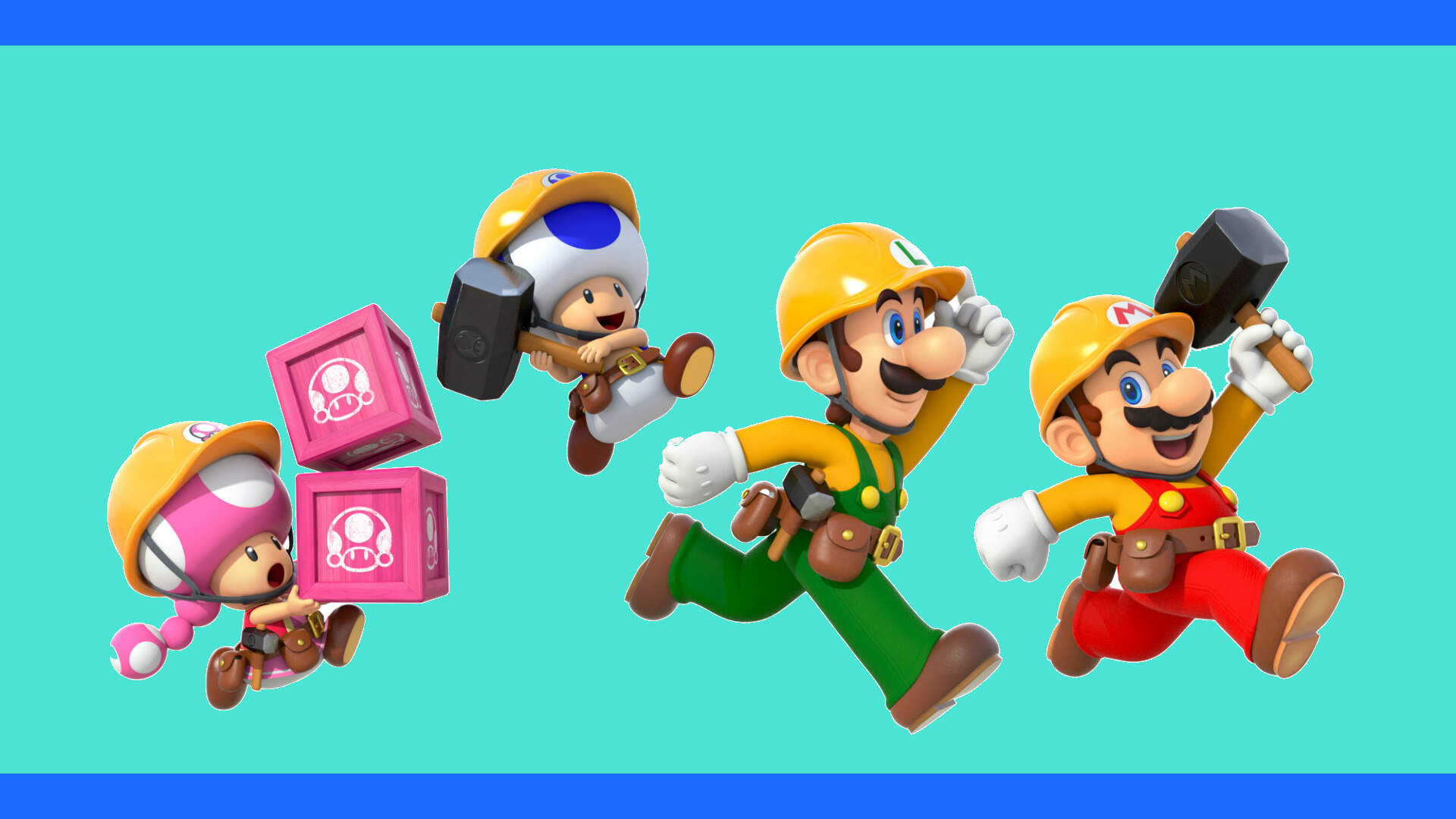 Super Mario Maker 2 Puts Mario at the Mercy of an Anti-Union Boss