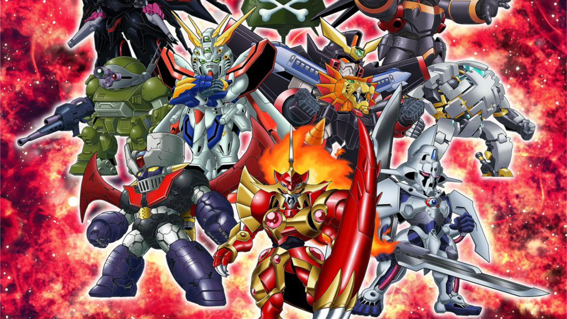 Super Robot Wars T Is Out Today, and We're Here to Answer Your Questions About Where to Find It and More