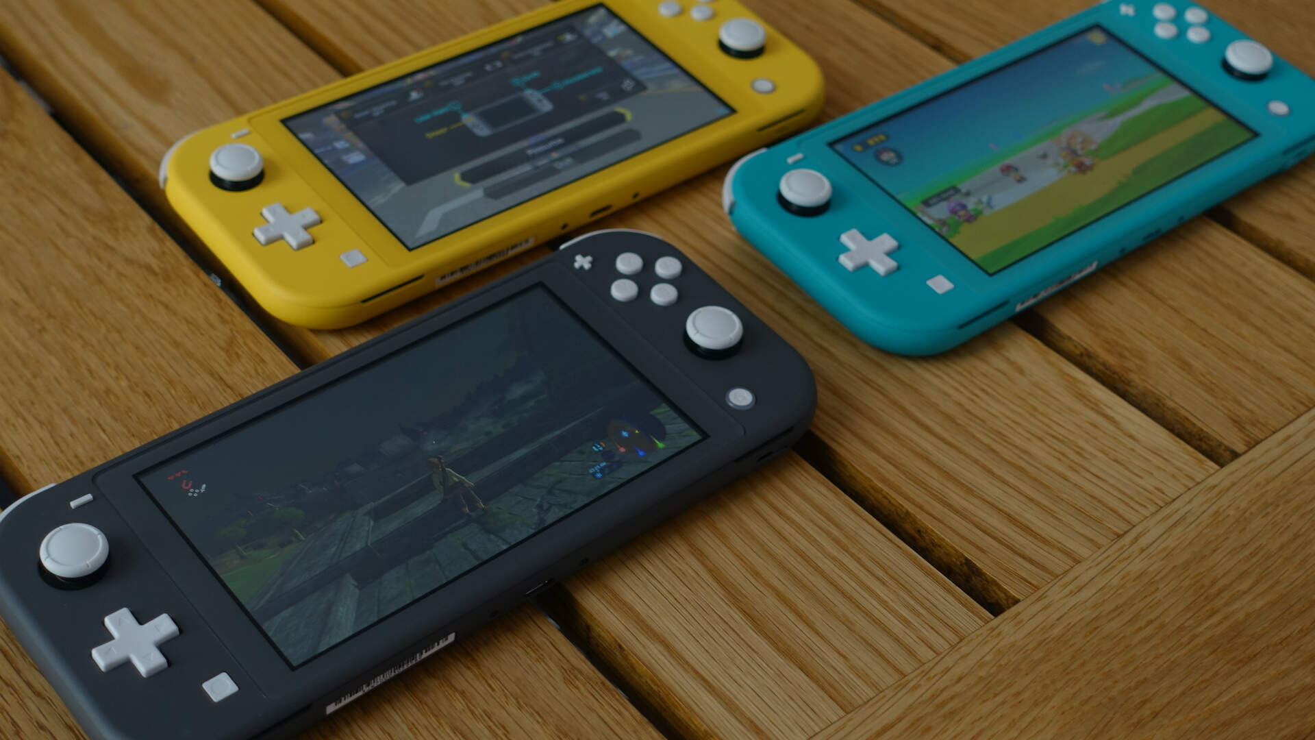 USG Notebook: Datamine Hints at Some Interesting Switch Hardware Developments