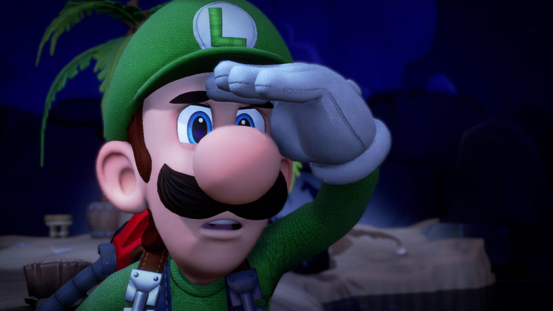 Luigi's Mansion 3 References One of the Best Horror Films of All Time