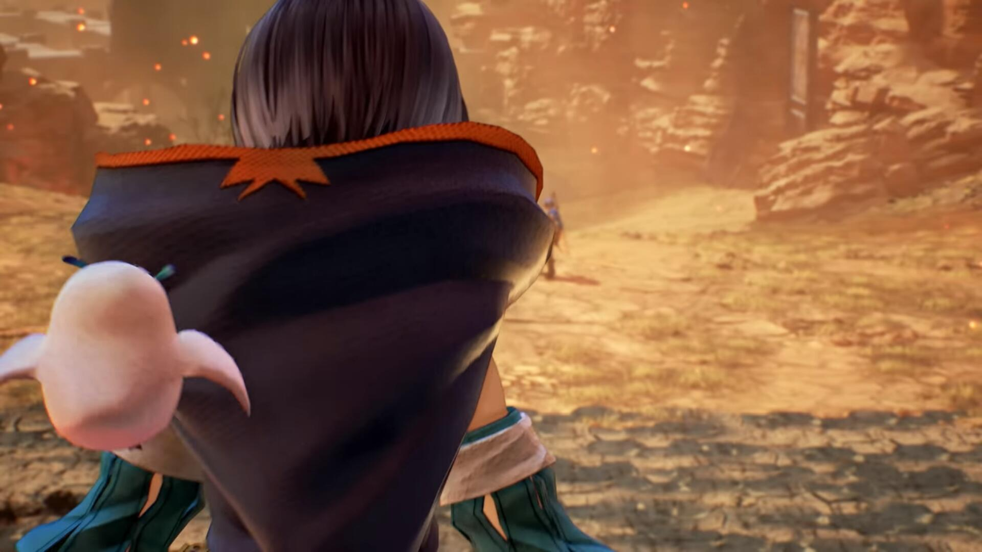 Tales of Arise's TGS Trailer Teases a Potential New Party Member