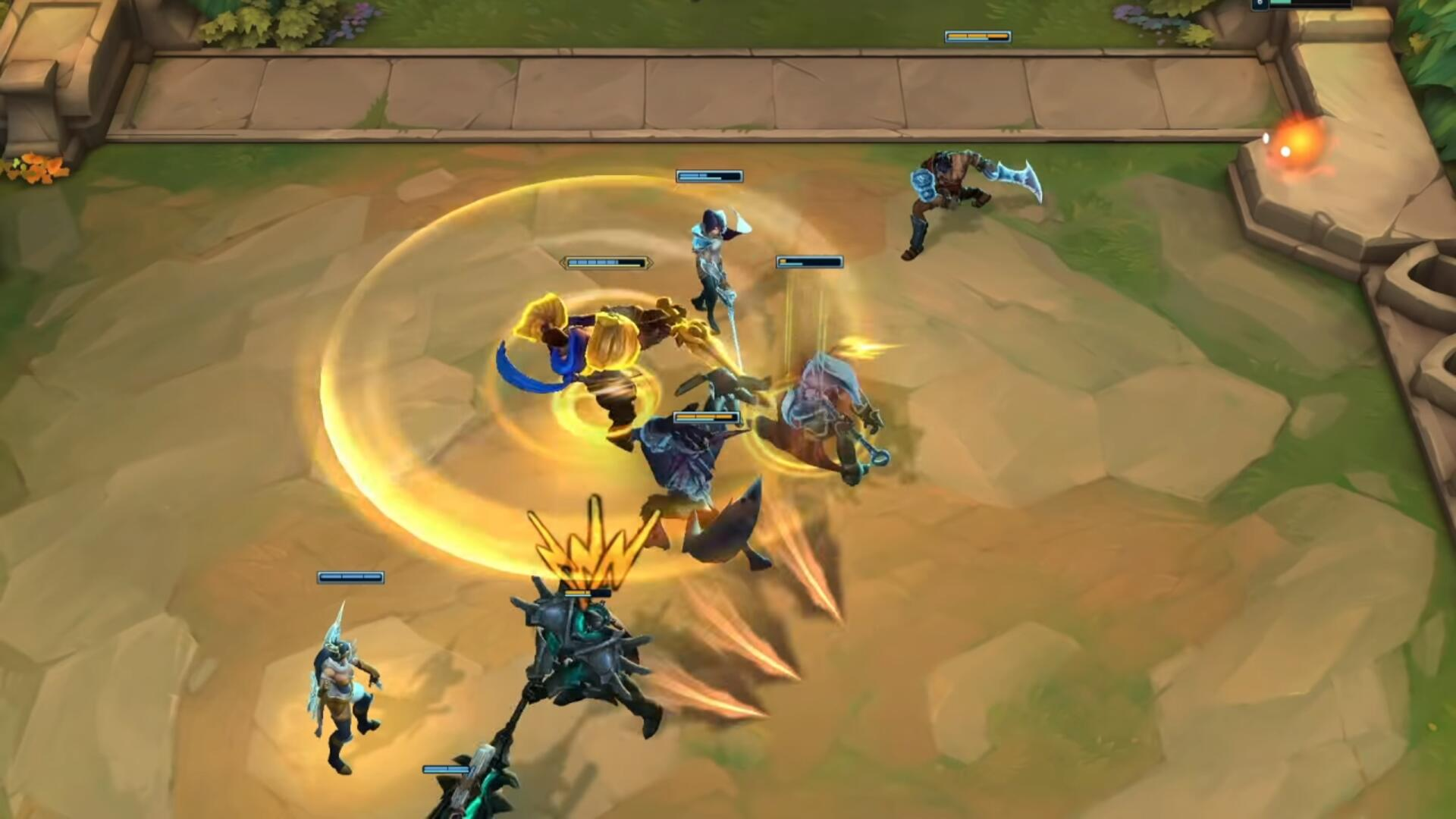Twitch Plays Teamfight Tactics Takes Out Quite A Few Unsuspecting Human Players