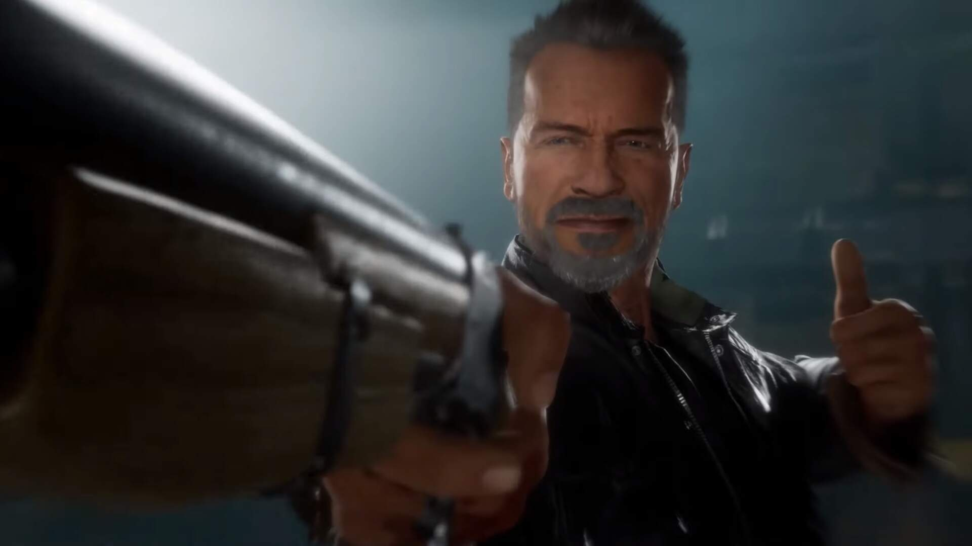 Schwarzenegger Makes His Fighting Game Debut in Mortal Kombat 11 Trailer