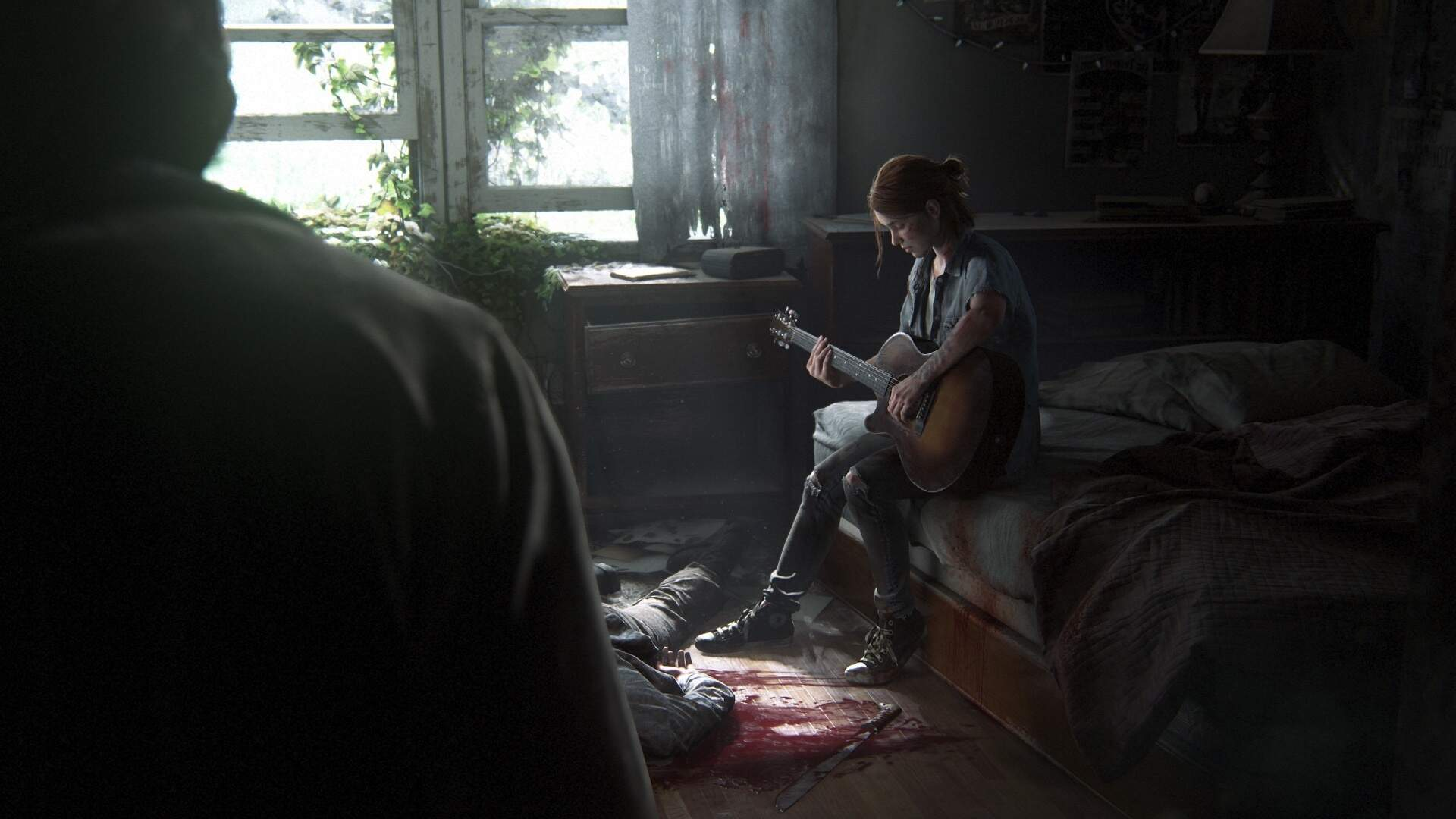 The Last of Us Part 2 Understands the Important Part That Music Can Play in the Mourning Process