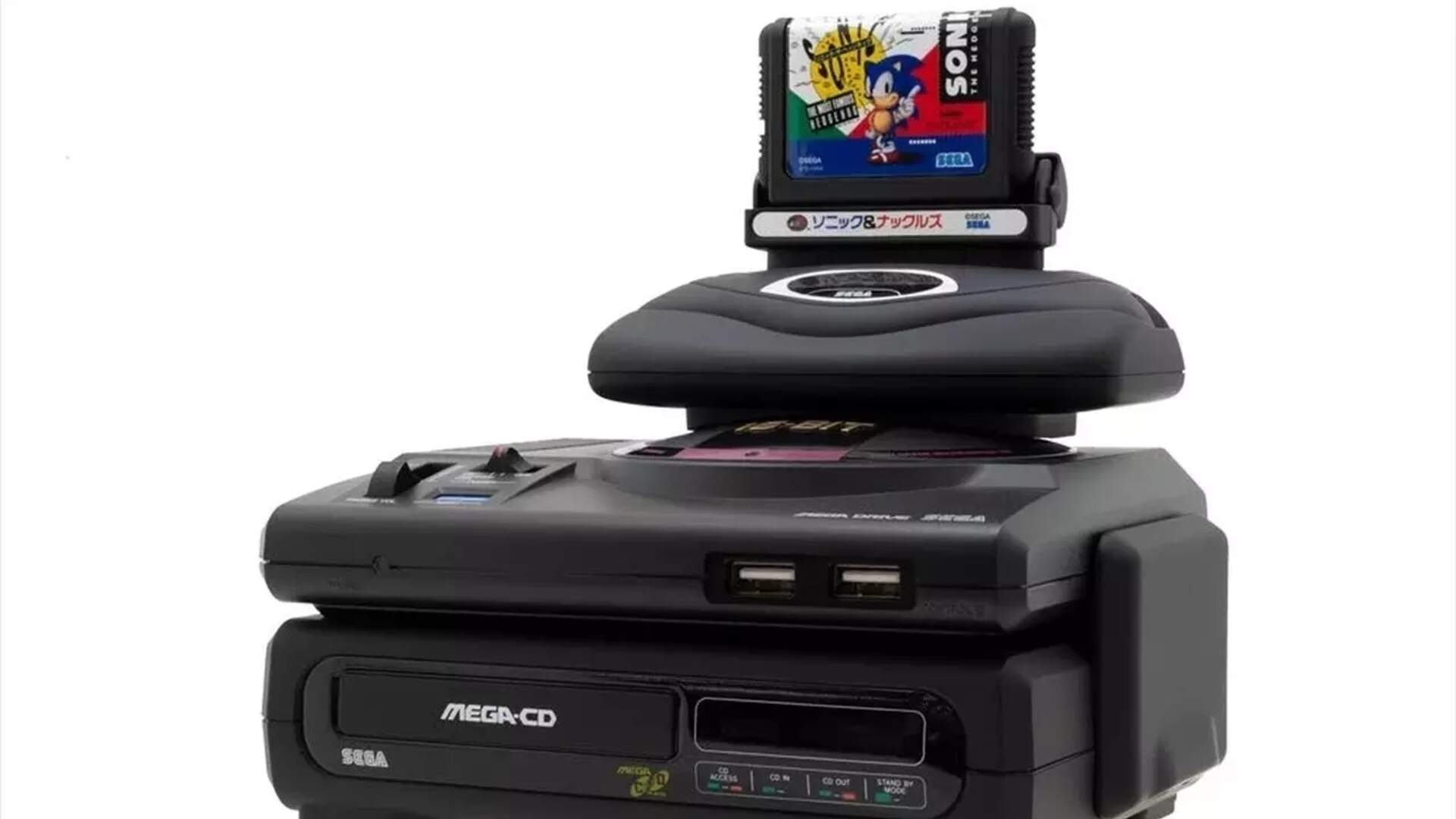 Sega Sends Out Mini Genesis Towers of Power, Teases More to Come