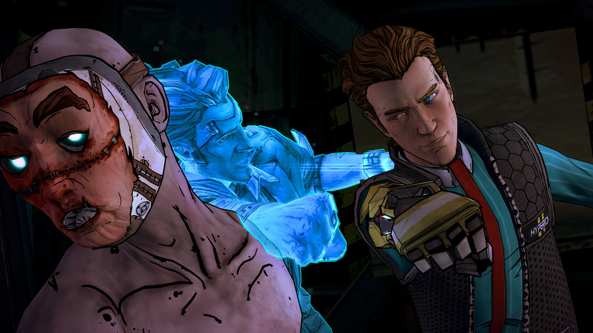 Gearbox Says Troy Baker Isn't In Borderlands 3 Because of Texas Right-To-Work Laws  [Update: SAG-AFTRA Responds]