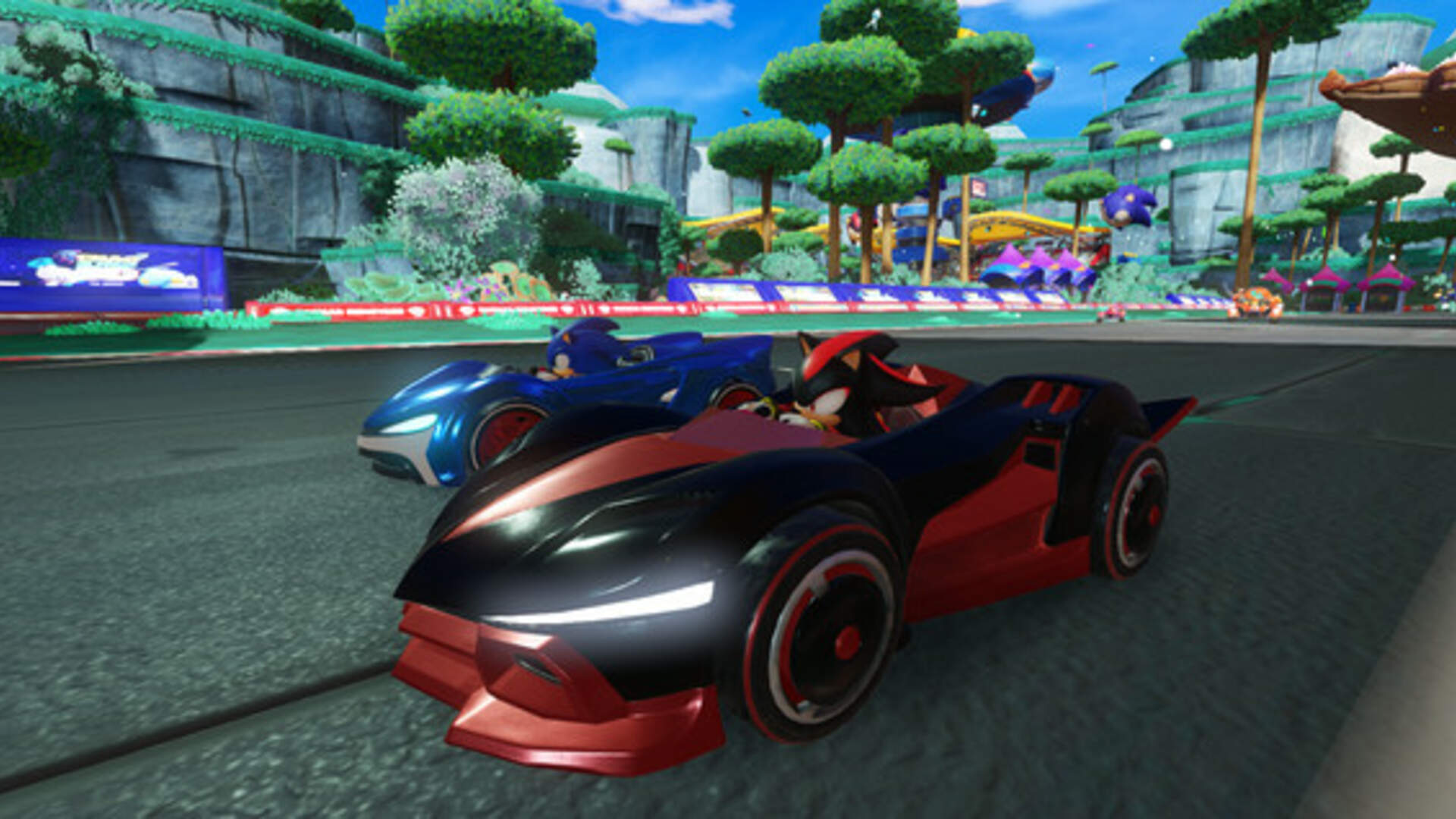 Team Sonic Racing Characters - Characters List, How to Unlock More Characters