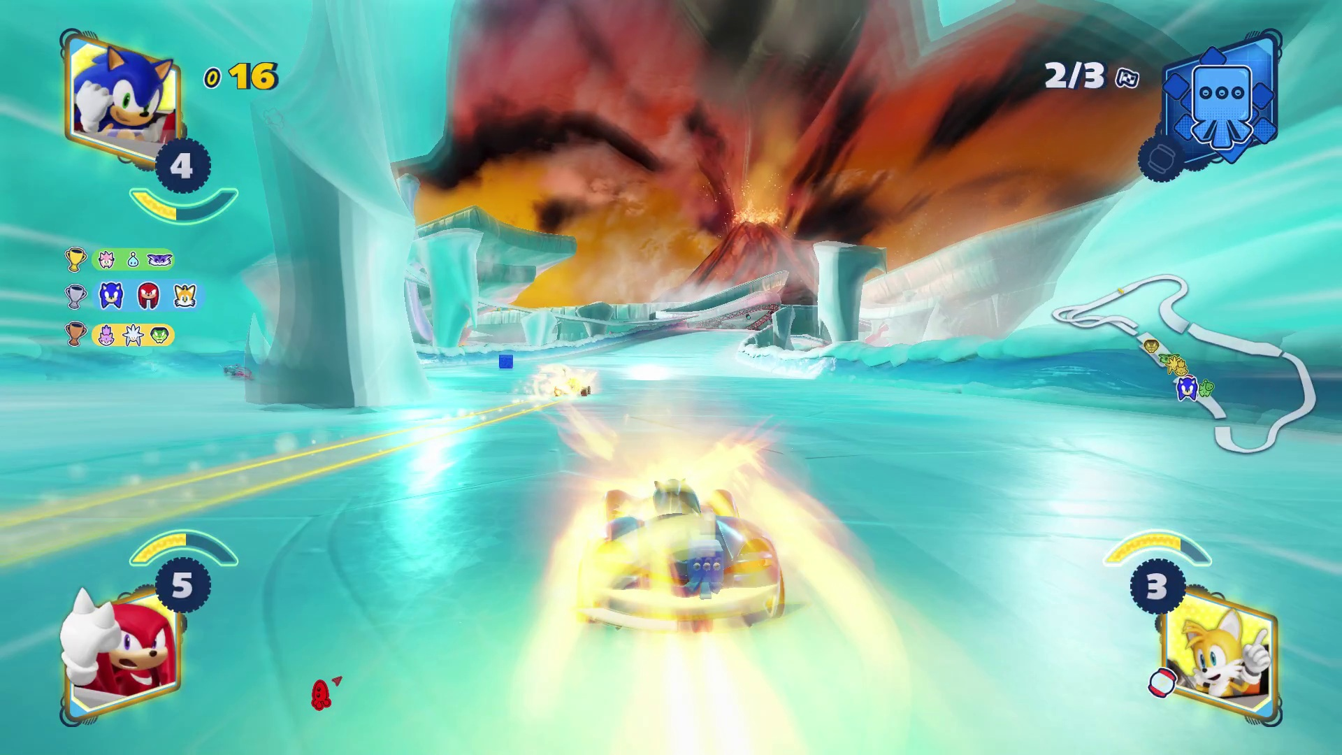 Team Sonic Racing Review | USgamer