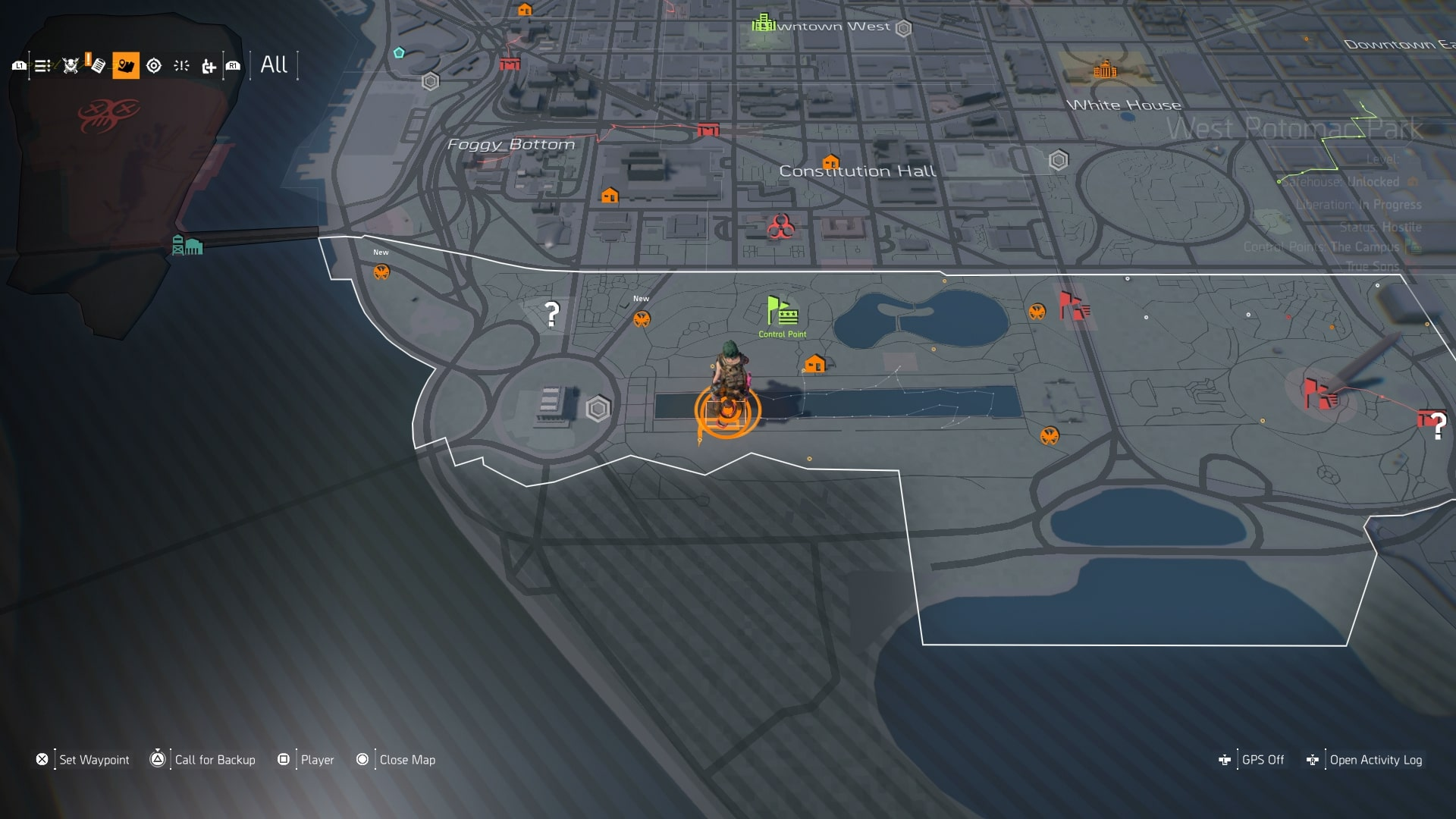 The Division 2 Mask Locations - How to Find and Beat Hunters