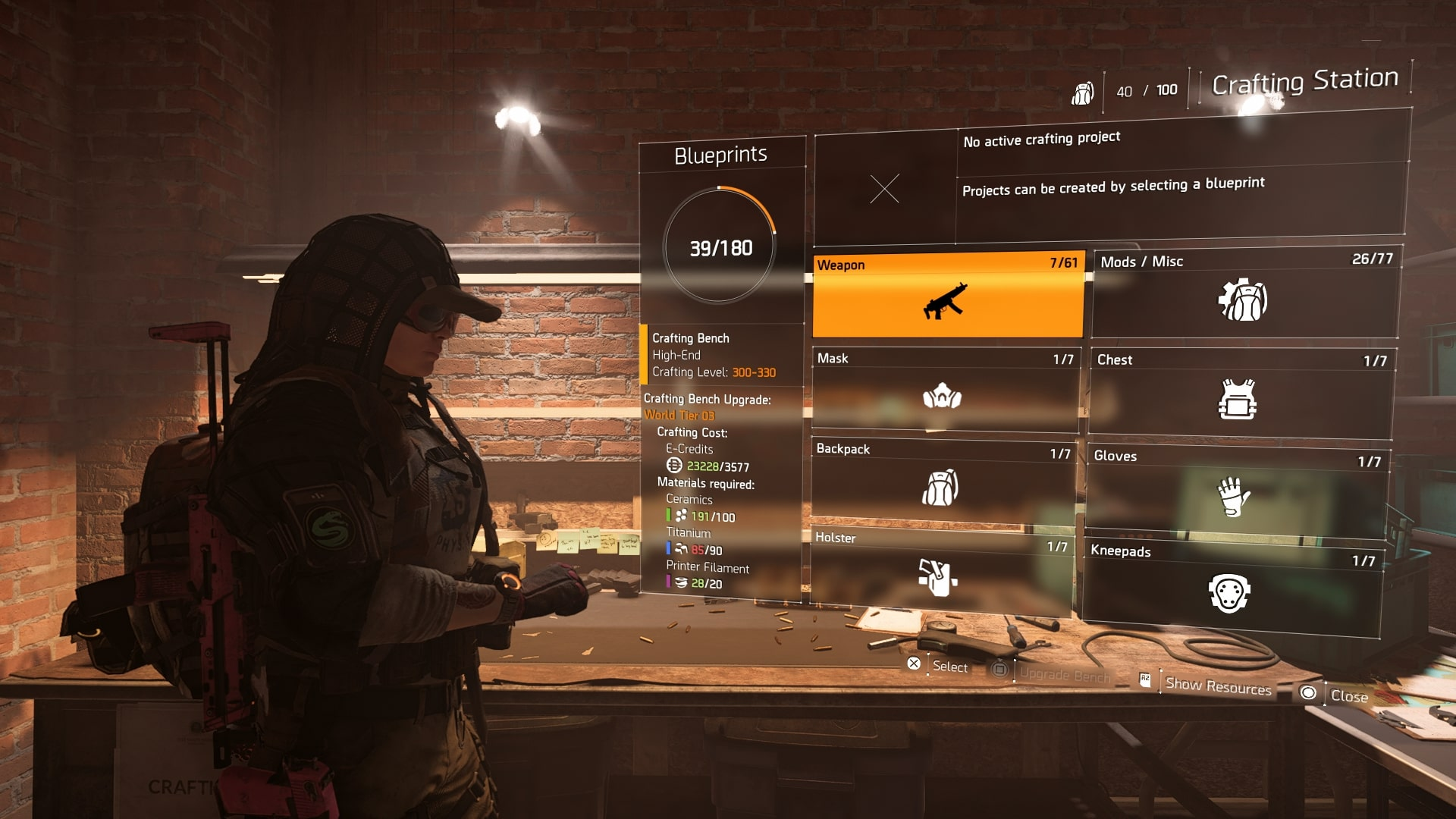 The Division 2 Printer Filament How To Get Printer Filament And Upgrade Your Crafting Bench In The Division 2 Usgamer