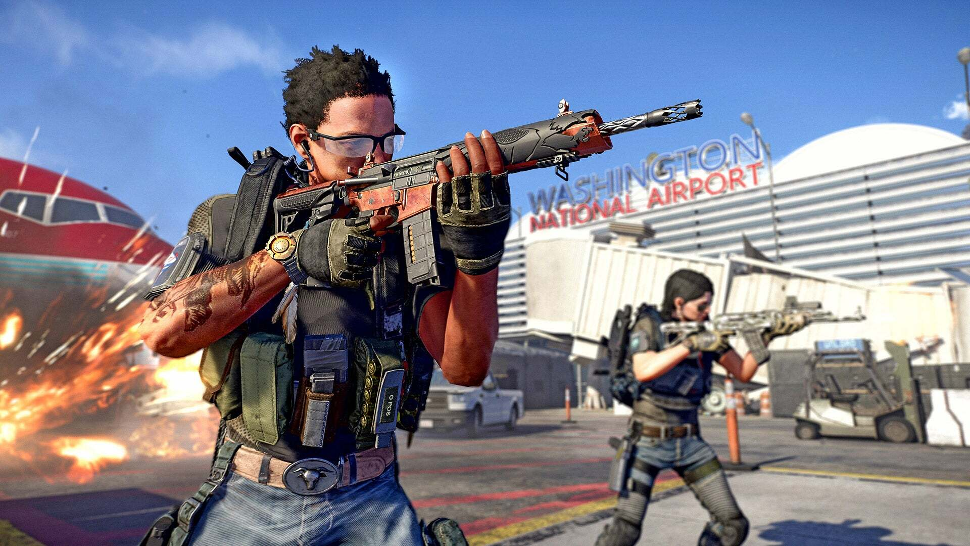 What Is The Division 2?