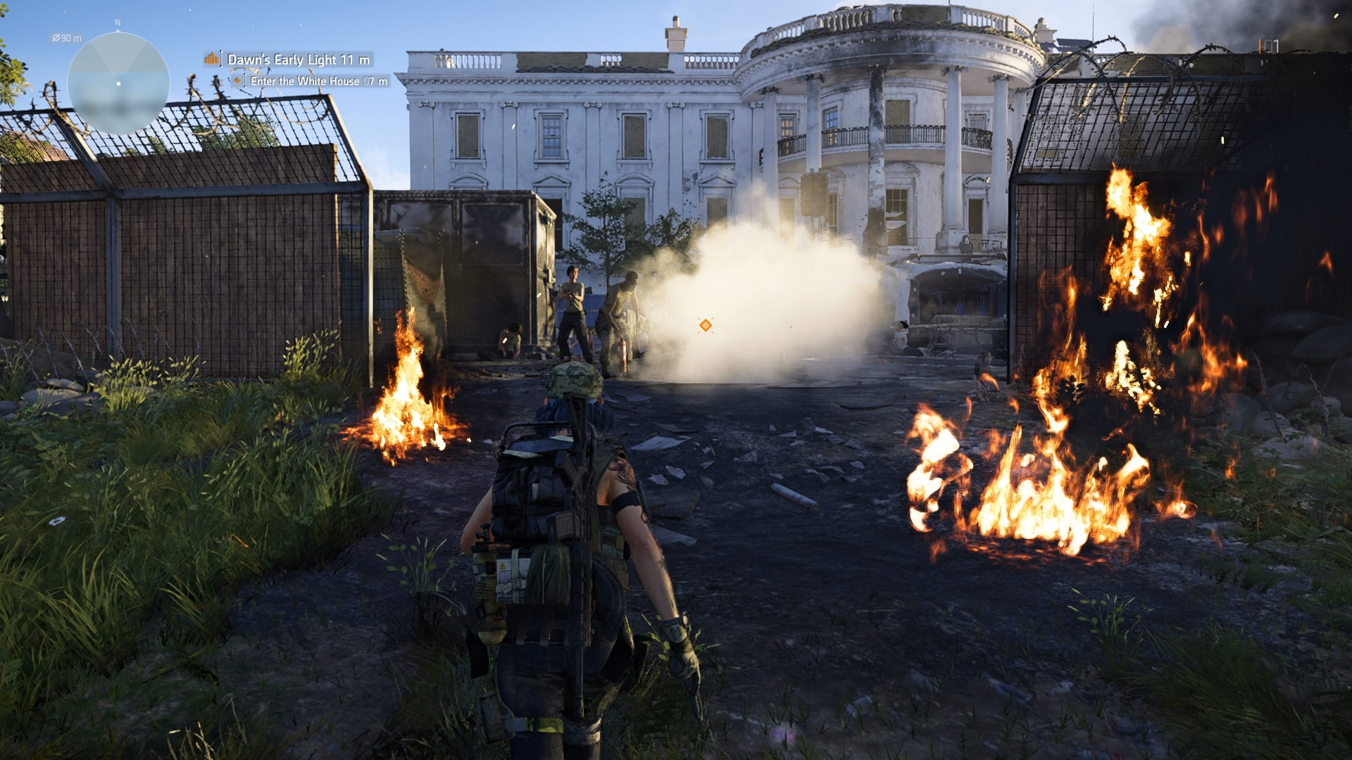 The Division 2 Servers Down - Delta 03, Division 2