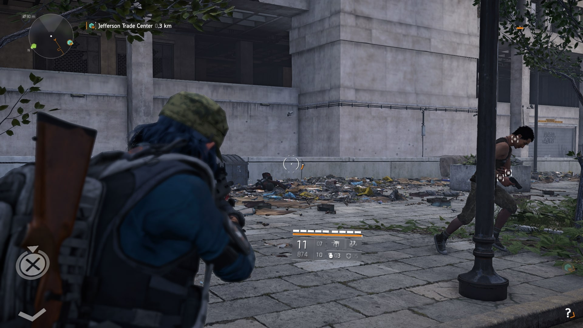 The Division 2 Tips - Which Skills to Unlock First, Division