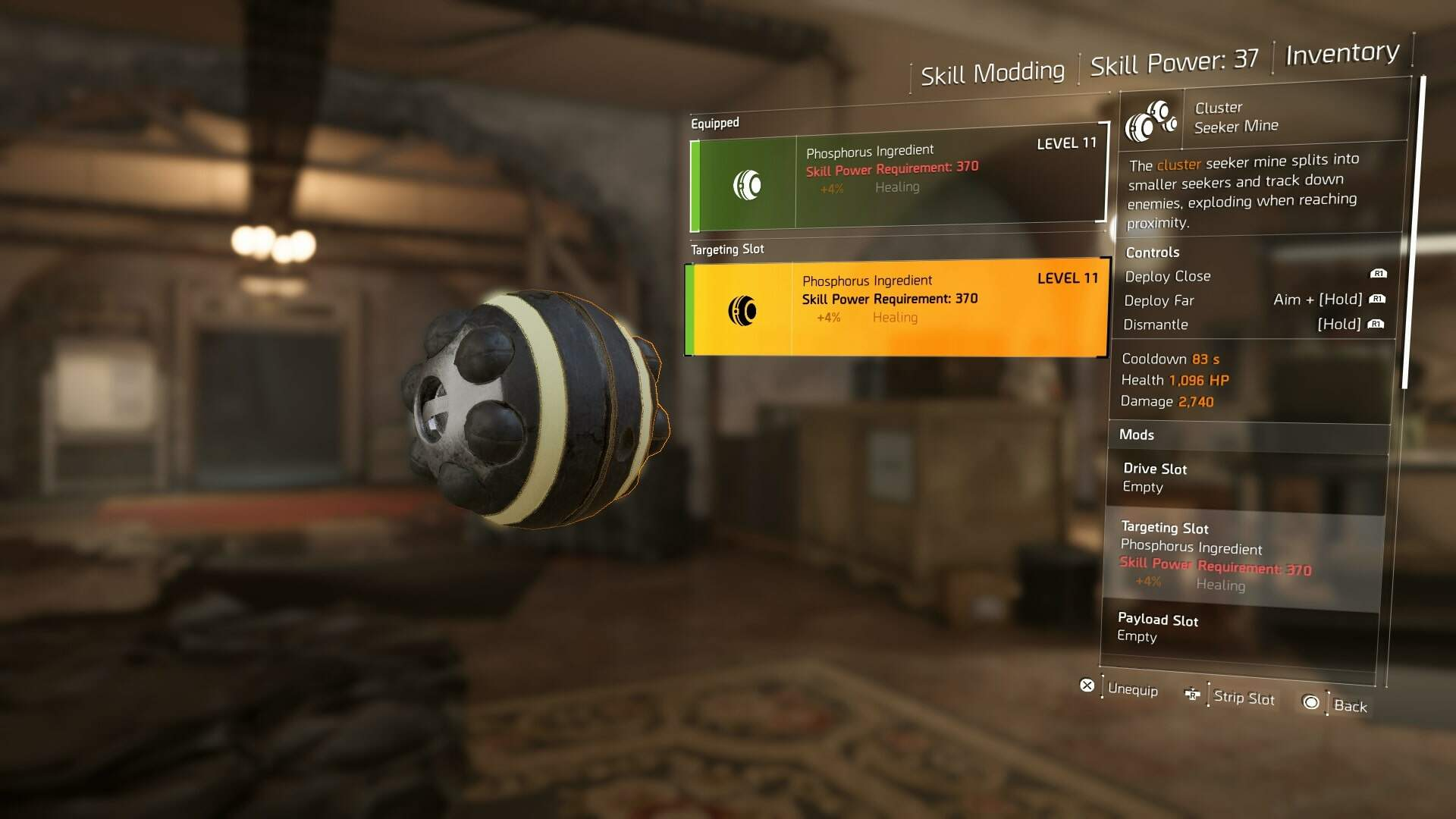 The Division 2 Aux Batteries - Where to Get Auxiliary Battery Mods and What Do They Do?