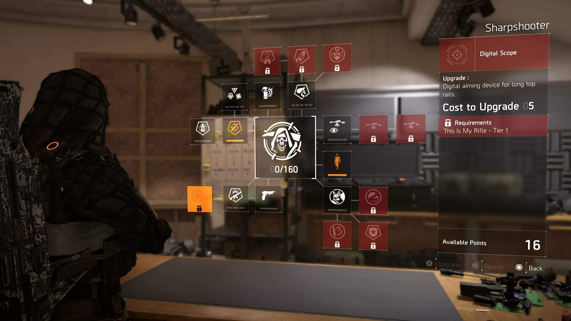 The Division 2 Gunner Specialization - Which Specialization to Pick, How to Earn Specialization Points