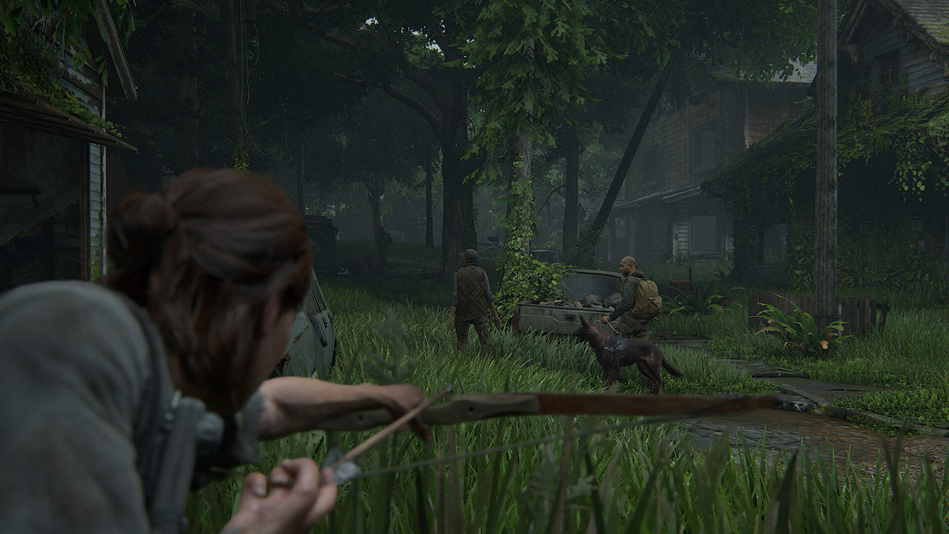 The Last of Us Part 2: How to Switch Shoulder While Aiming