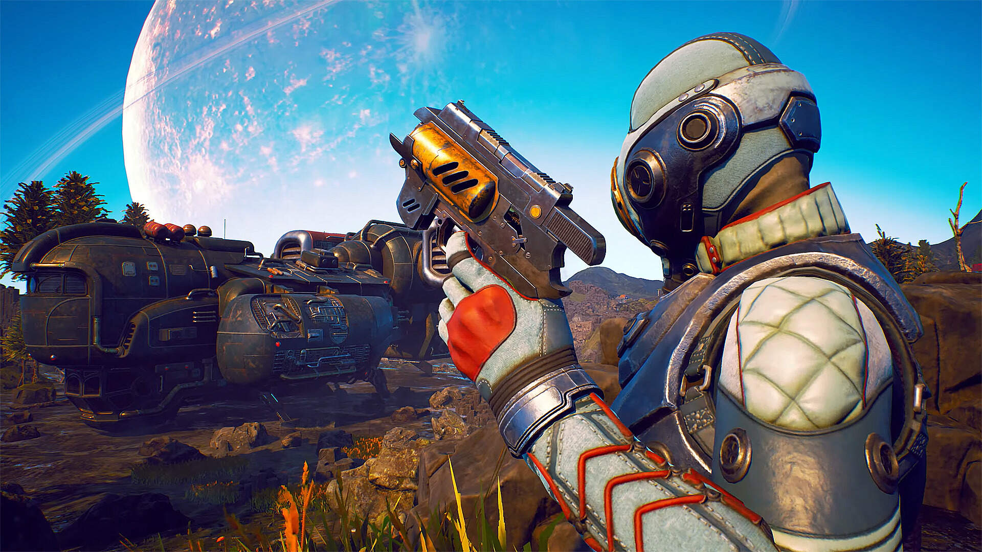 The Outer Worlds's Switch Port Is Getting a Tune-up Patch