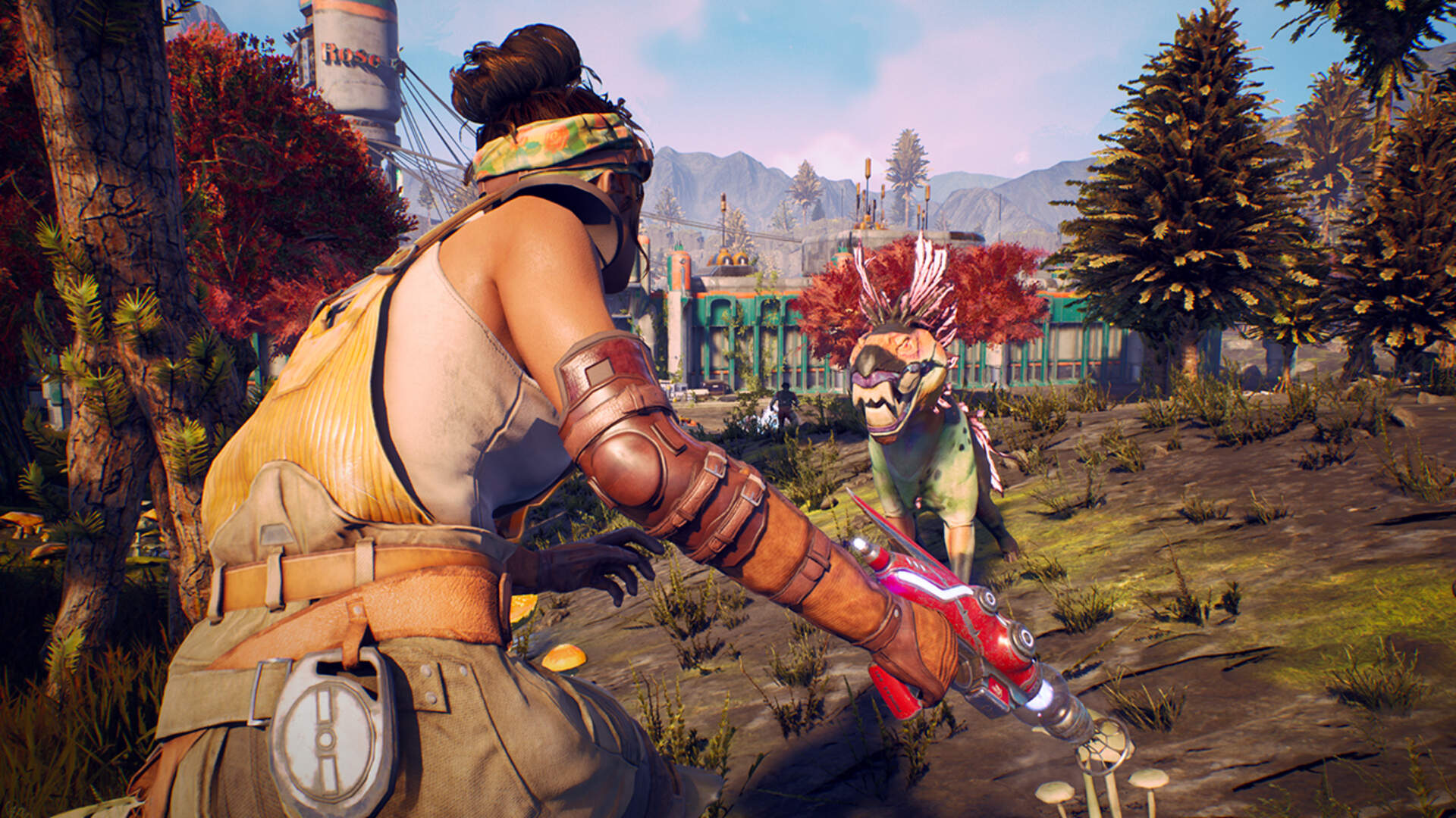 Ranking The Outer Worlds' Companions, From Parvati to Ugh... Felix