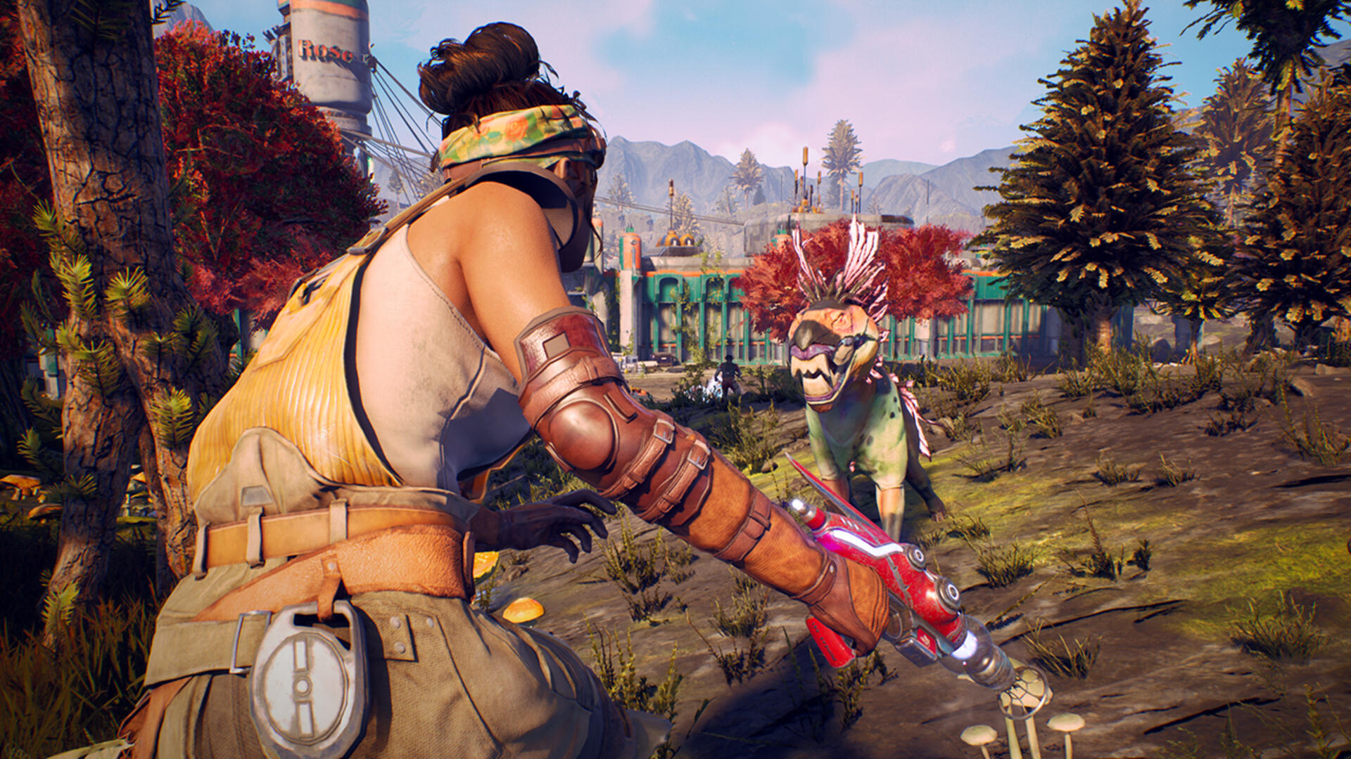 The Outer Worlds' Latest Patch Takes a Small Step Towards Solving its Text Size Problem