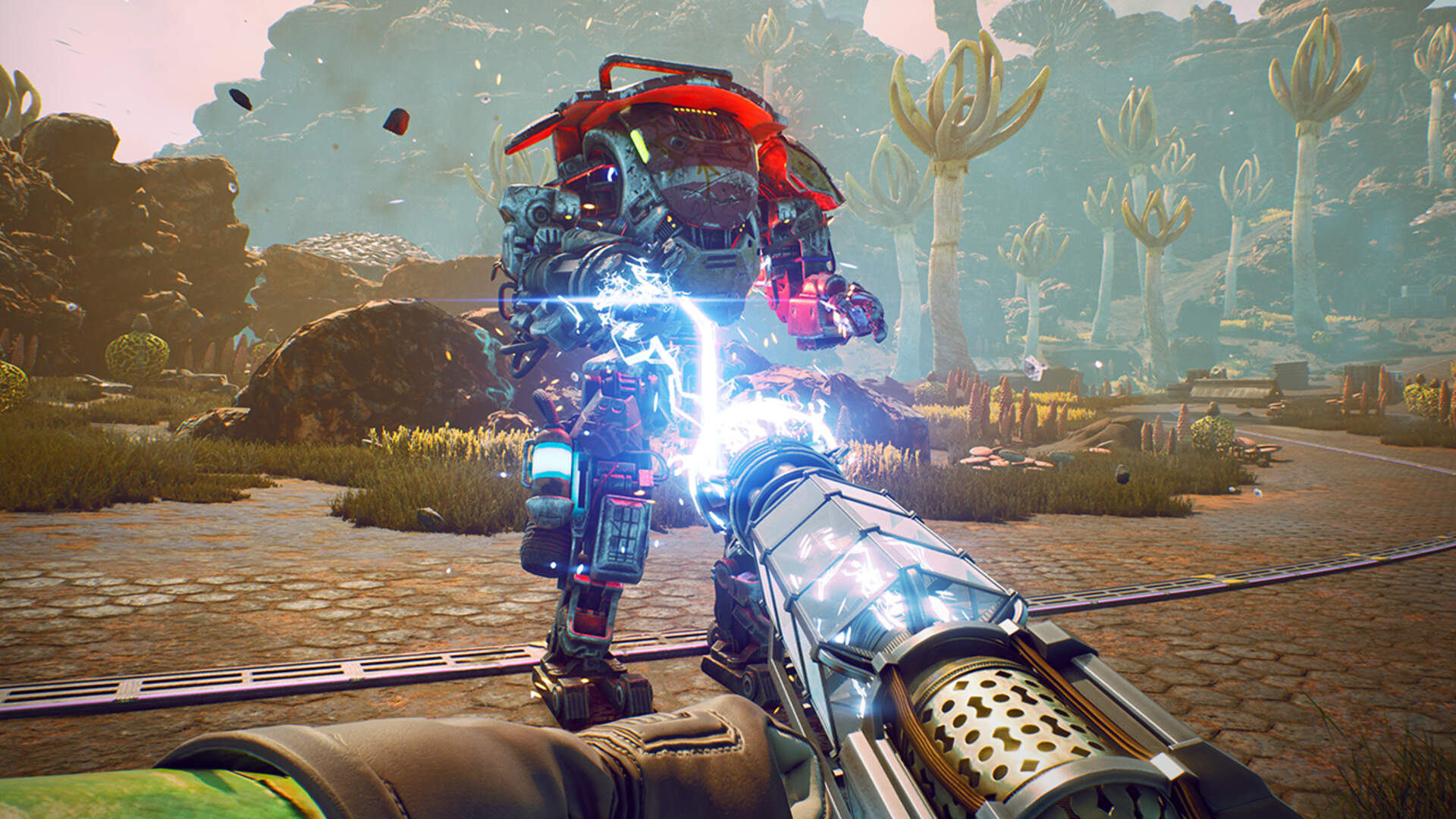 A Speedrunner Has The Outer Worlds Down to Half an Hour