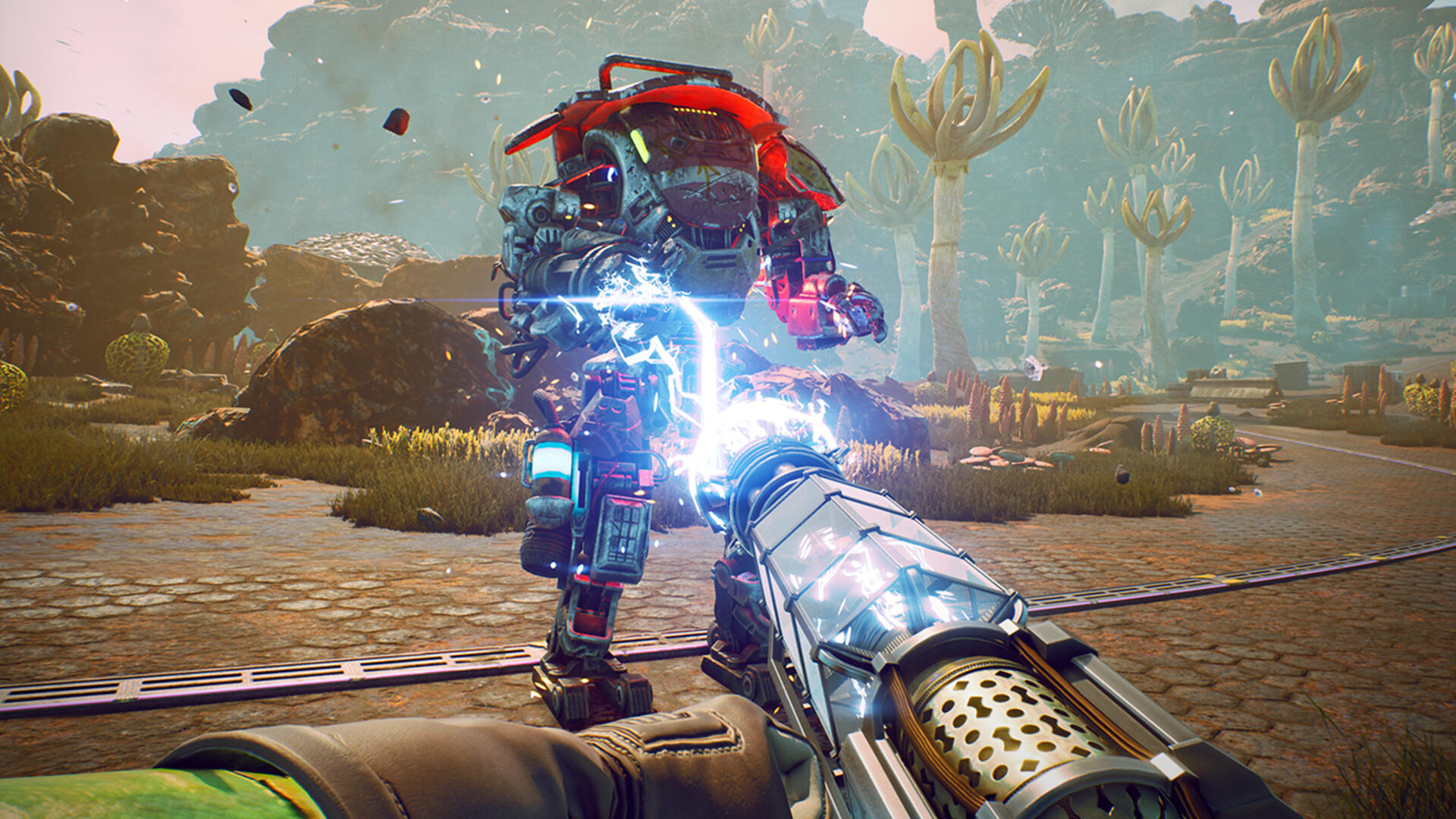 Obsidian Talks About Ways to be Really Evil in The Outer Worlds