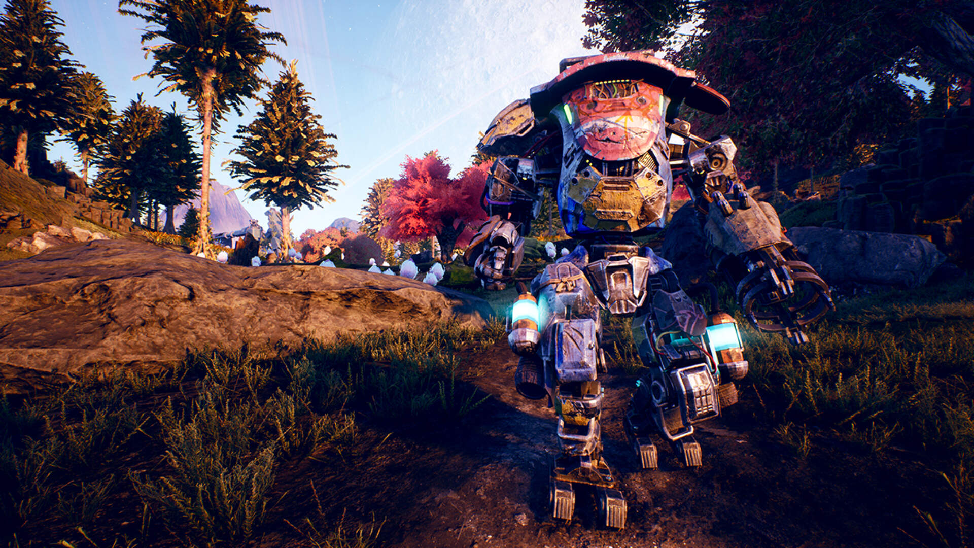 """The Outer Worlds Is """"Designed to be Playable Without Color Information"""""""