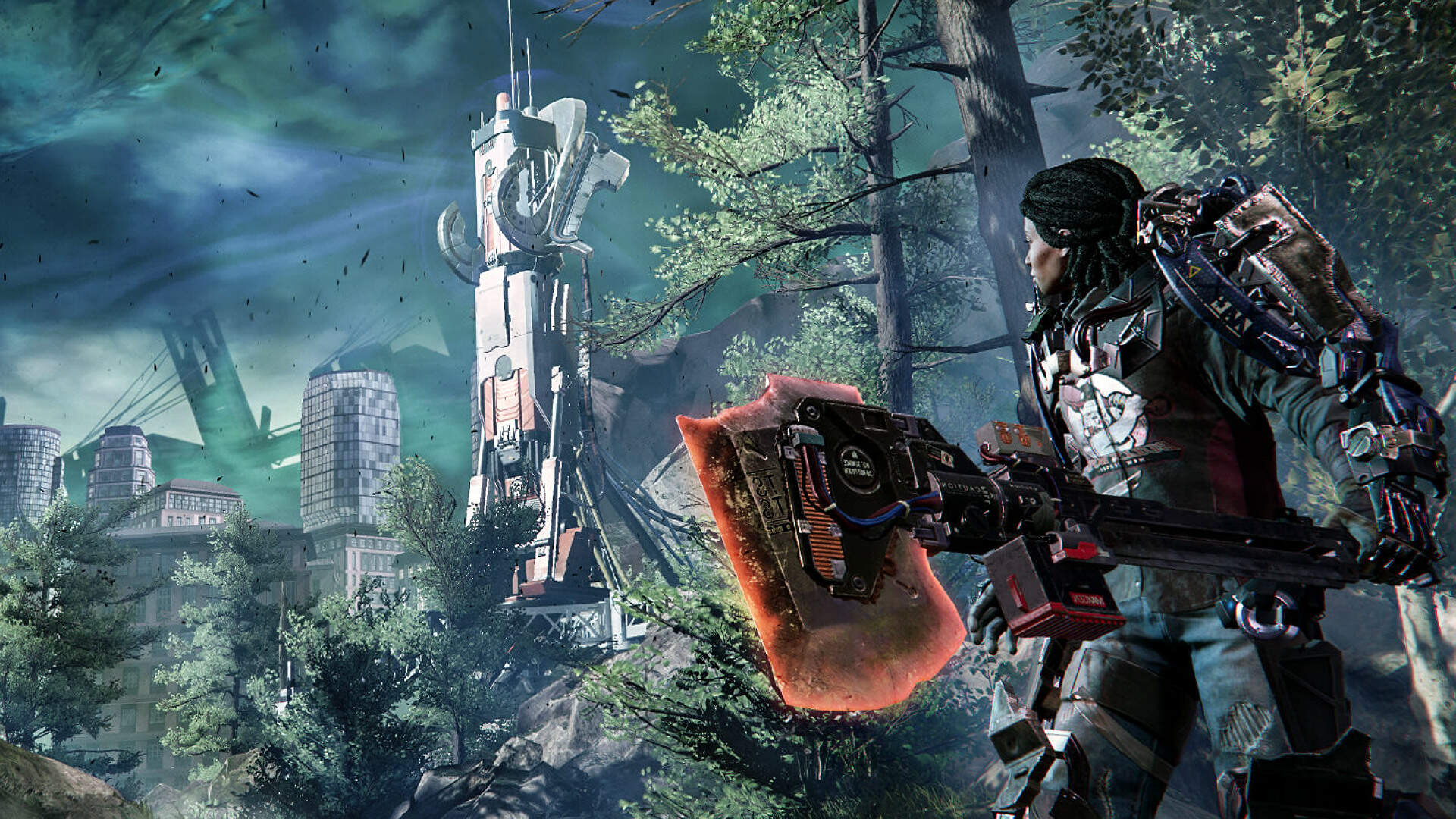 The Surge 2 Review: Deck 13 Takes a Proper Step Out of From Software's Shadow