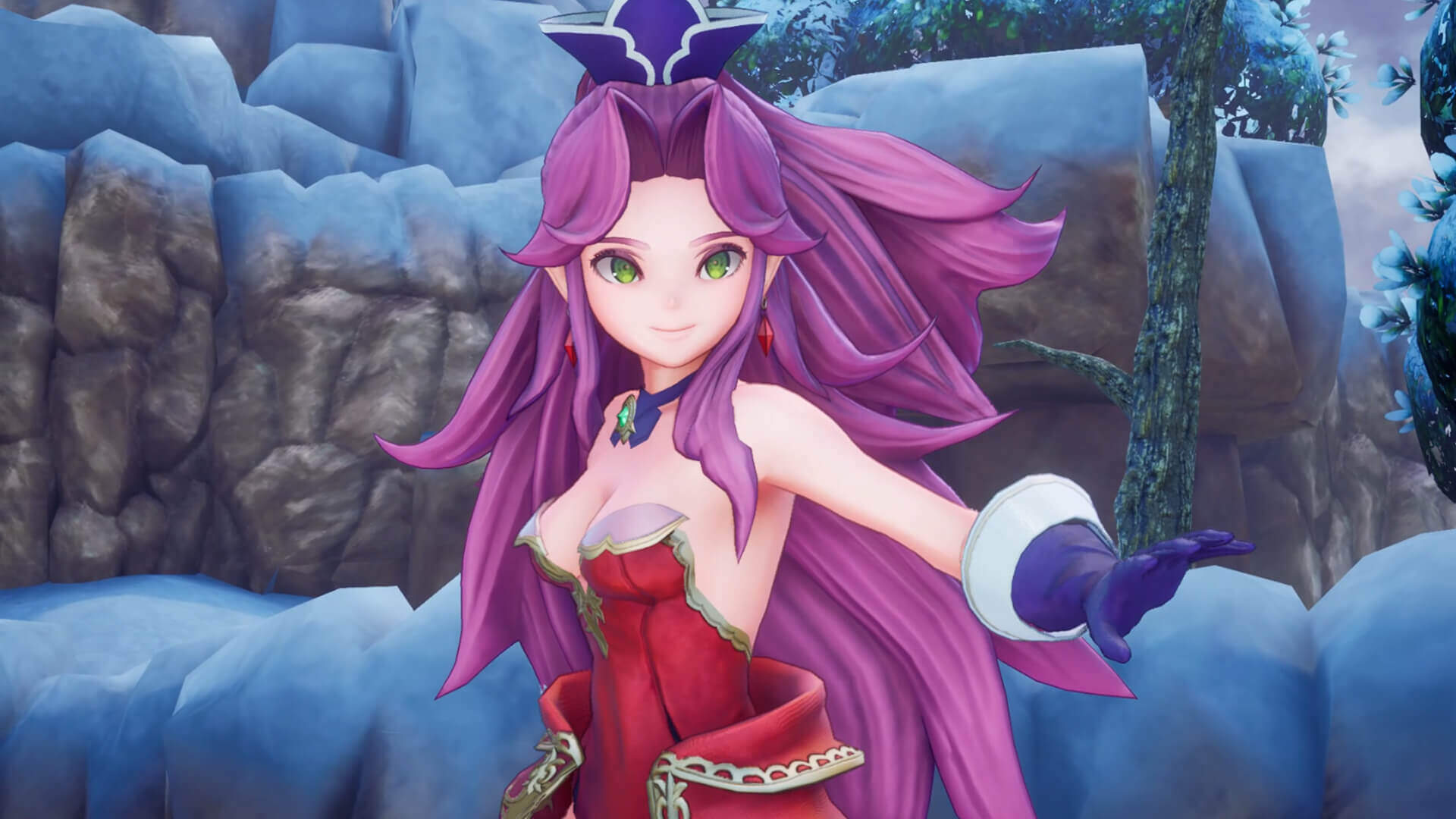 Trials of Mana Demo is Out Now on PS4, Switch, and PC