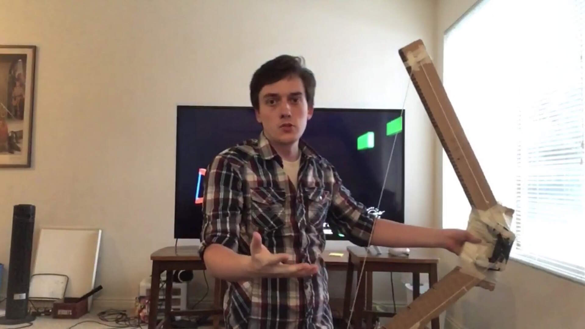 How a Dreams Creator Makes Mo-Cap and Pool Tables With Just Controllers, Tape, and String