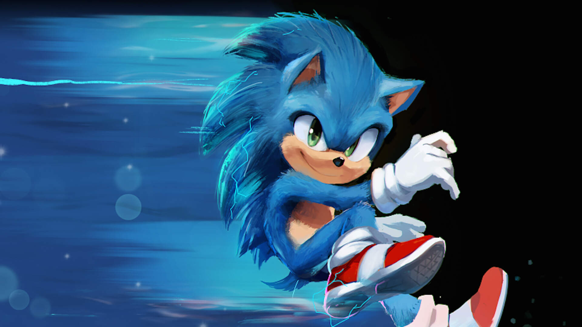 The Artist Who Led Movie Sonic S Redesign Has A Long History With The Hedgehog Usgamer
