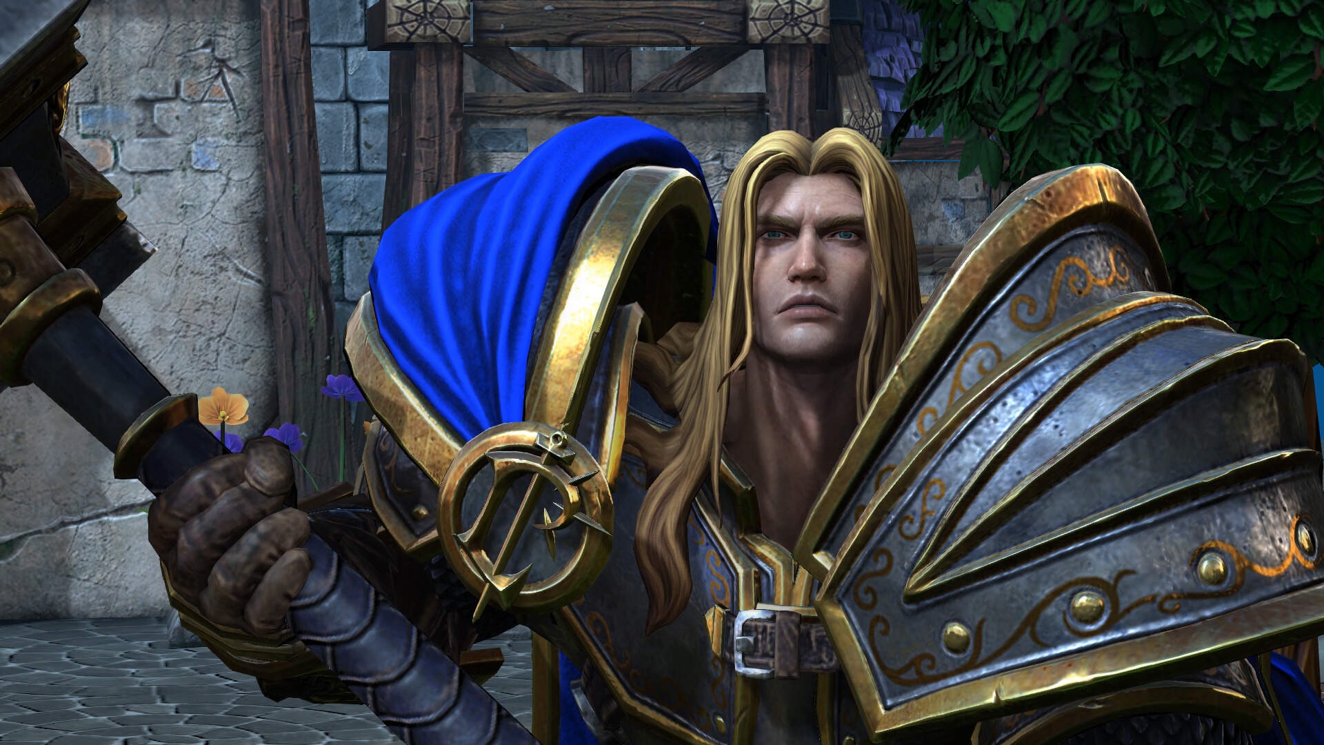Warcraft 3: Reforged Arrives Next Month with a Rebuilt World Editor