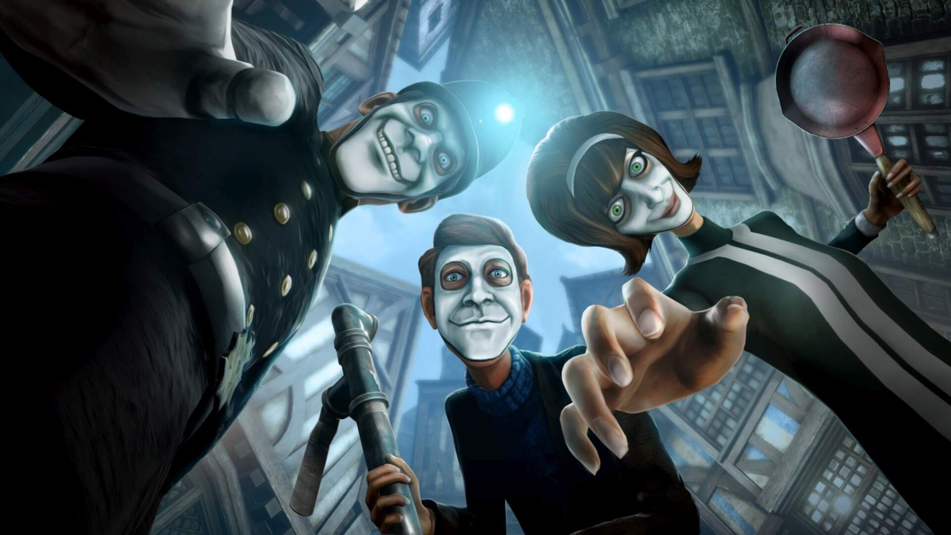 """We Had to Make the Chicken and the Egg at the Same Time:"" A We Happy Few Postmortem"