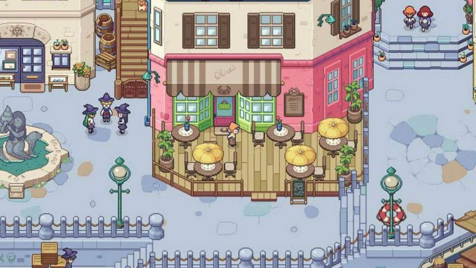 Witchbrook Dev Tweets Design Docs Revealing New Details on the Charming Magical School Sim