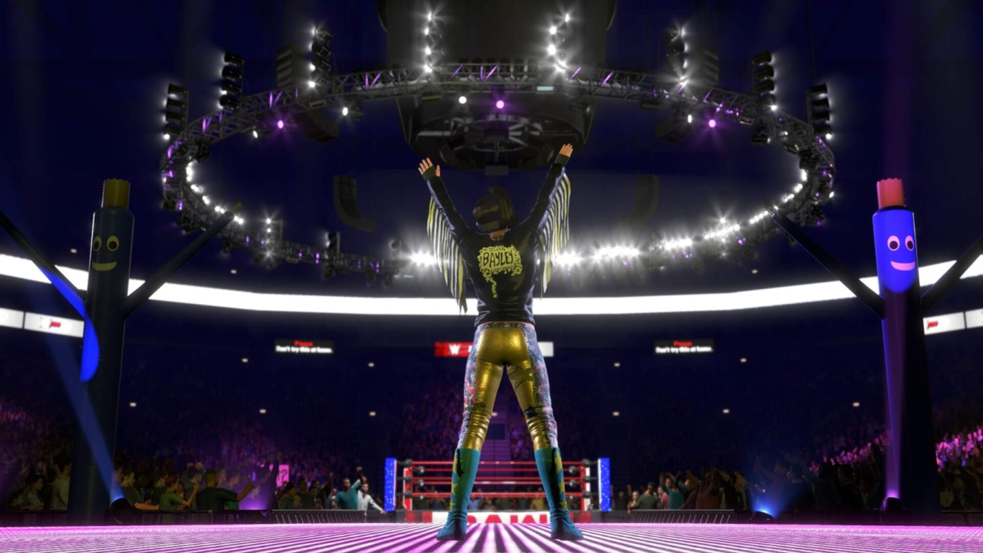 WWE 2K20's Launch is Riddled With Bugs, Glitchy Animations, and Body Horror