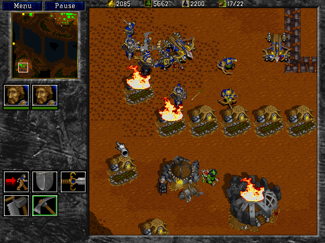 How Warcraft S Art Has Evolved And Shaped Blizzard S Games Over 25 Years Usgamer