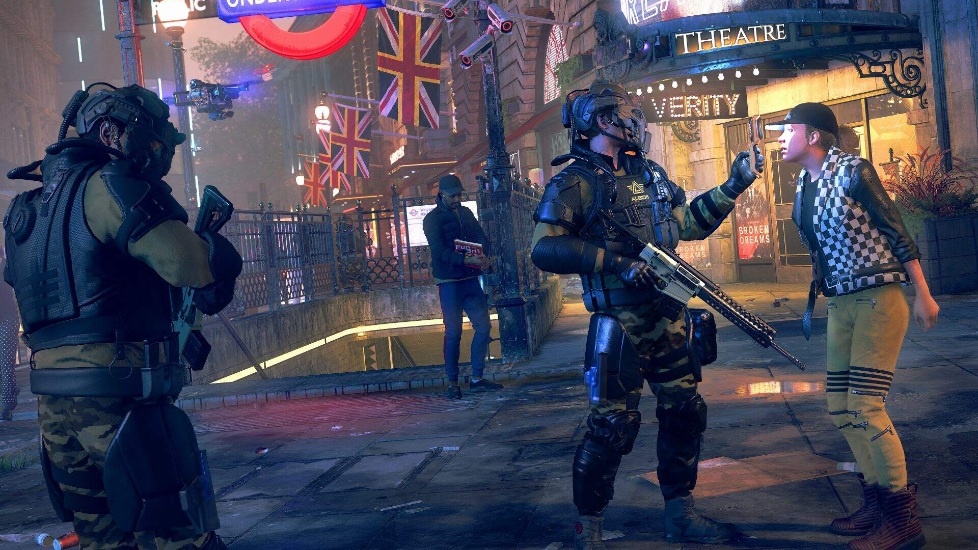 "As Next-Gen Approaches, Ubisoft Feels It's a ""Good Moment"" to Invest in New IP"
