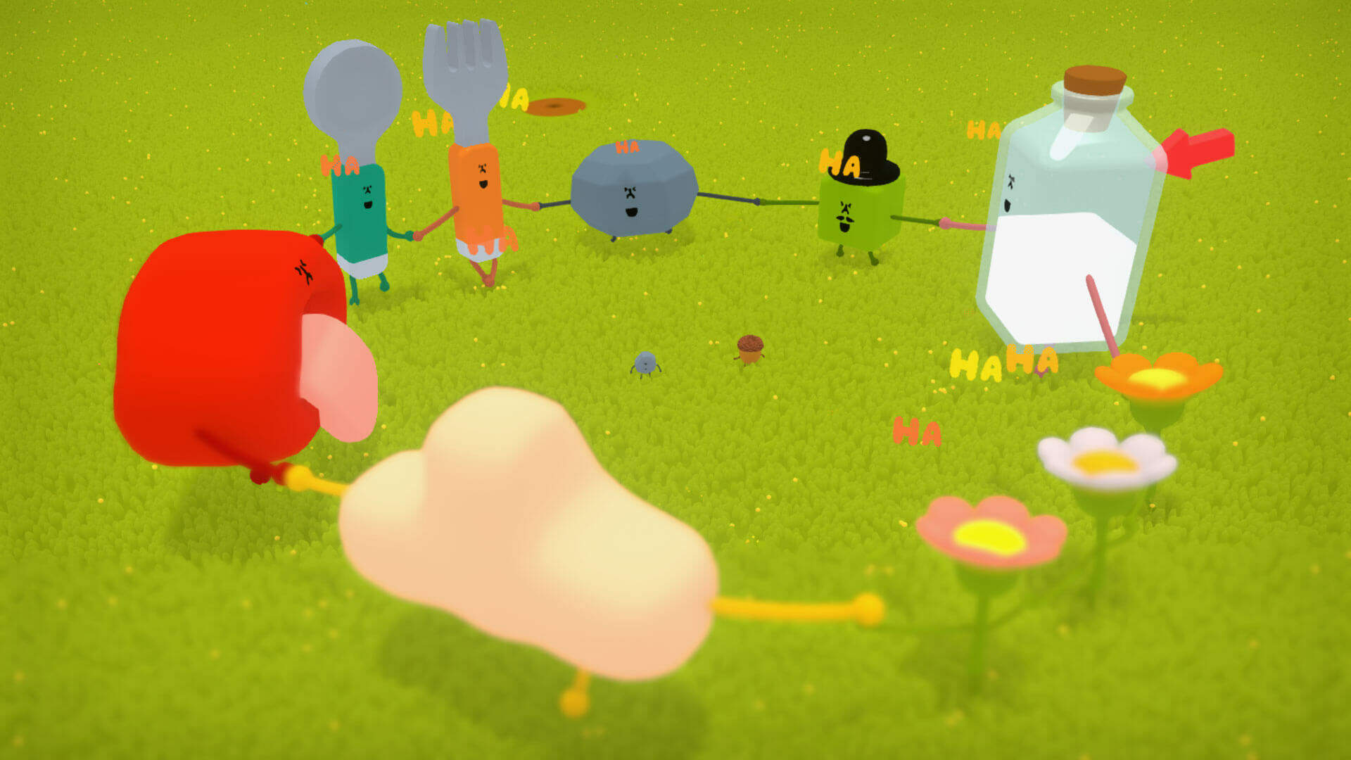 Katamari Dev's Wattam Finally Has a Release Date