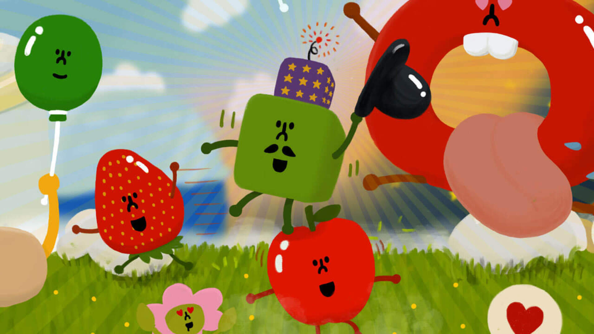 Wattam Review: Cool Hat Trick