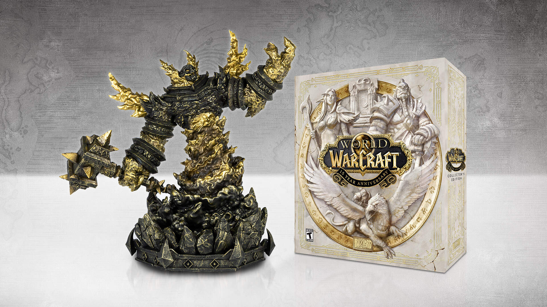 World of Warcraft Celebrates 15th Anniversary With New Collector's Edition This October