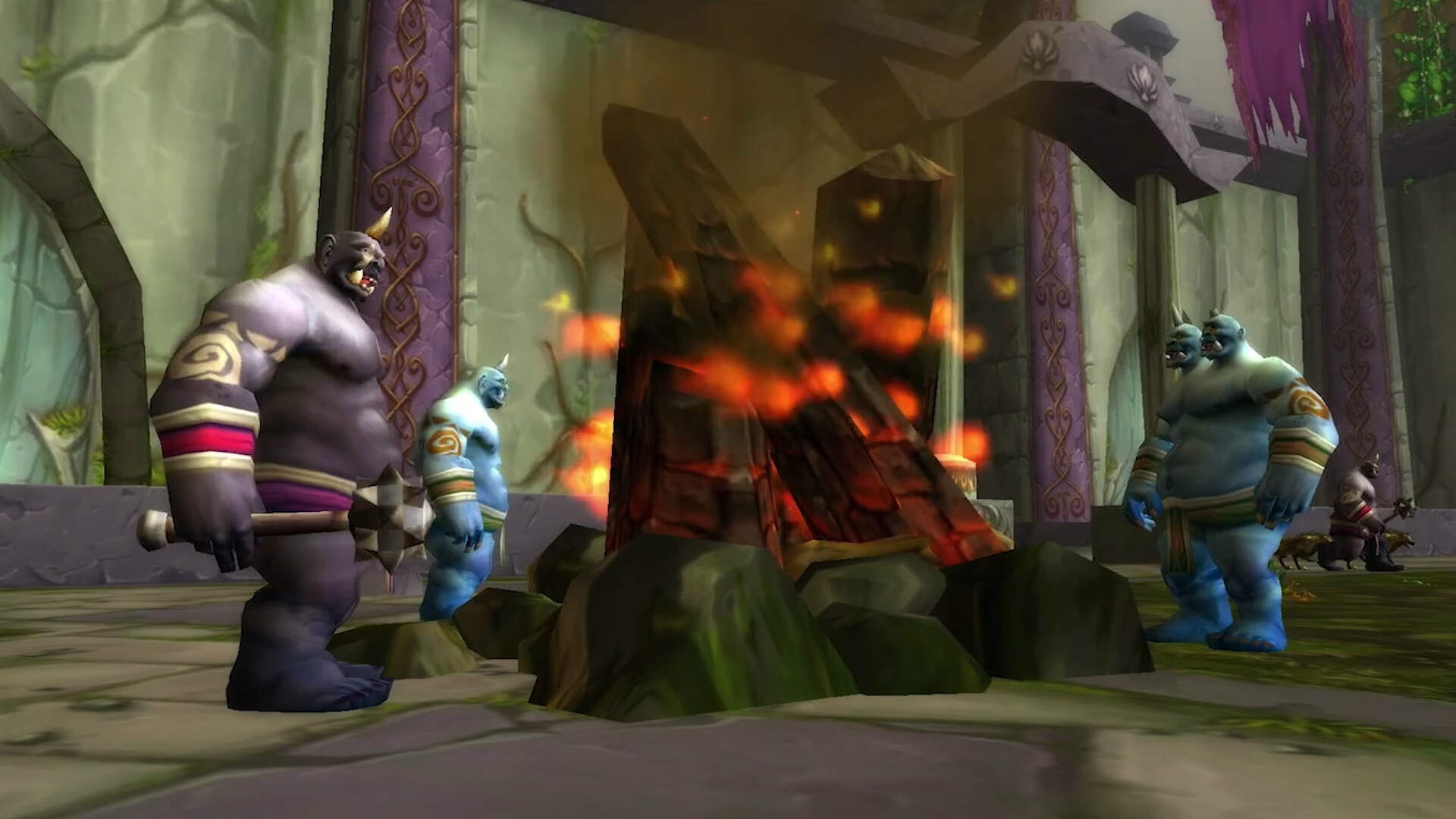 WoW Classic is Changing Up Its Roadmap With an Early Release for Dire Maul