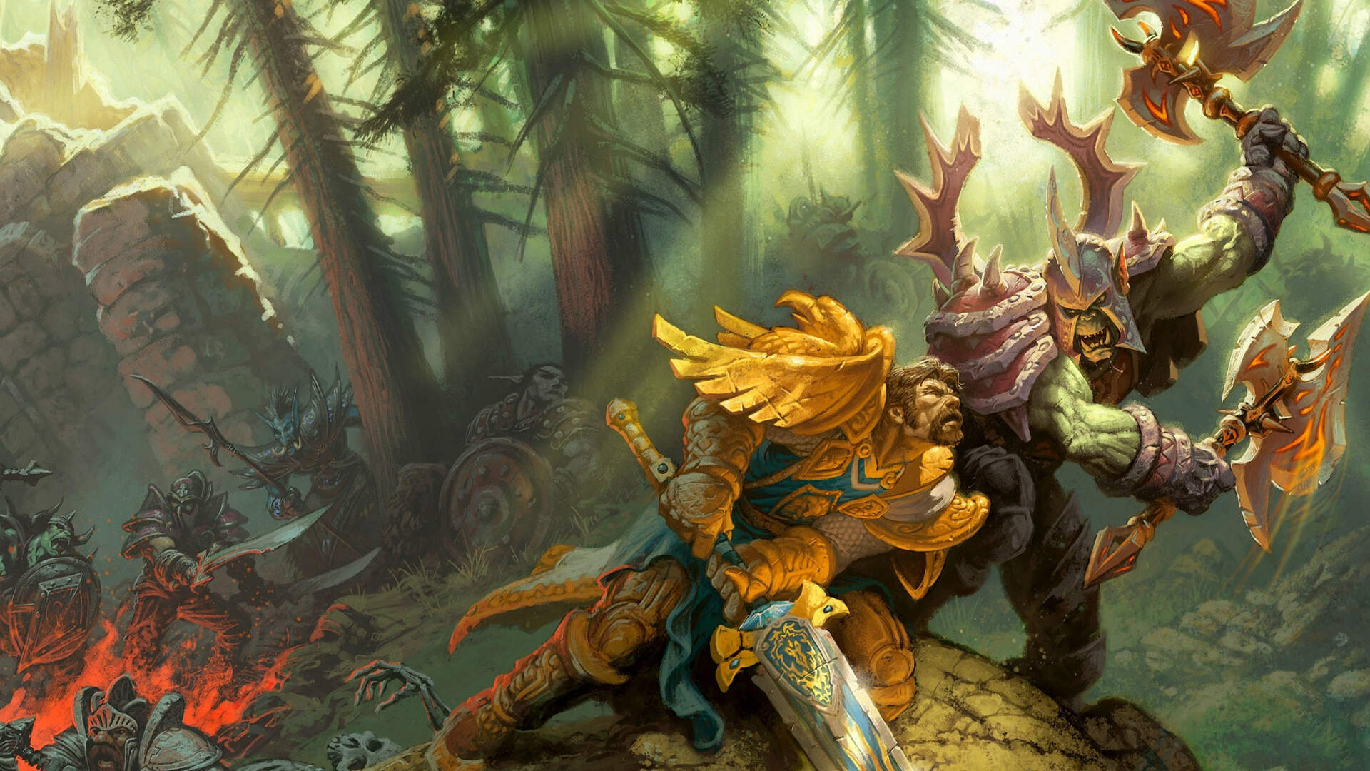 World of Warcraft Game Director Explains the Long Queue Times for WoW Classic