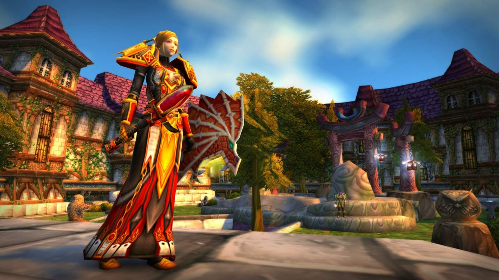 Free WoW Classic Character Moves Are Coming to Help the Overcrowded Realm Problem