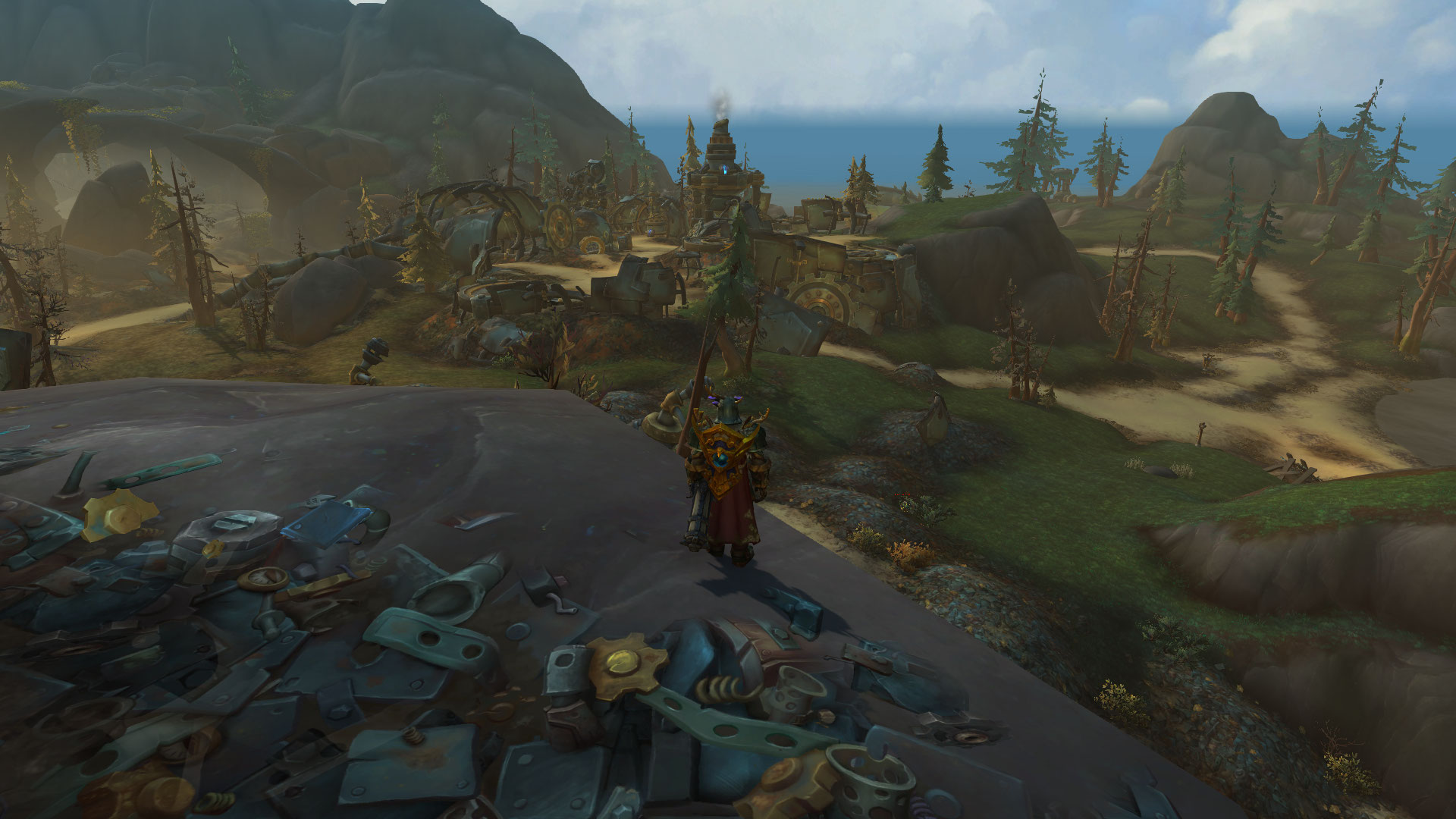 WoW's Rise of Azshara Patch Points Toward a Potentially